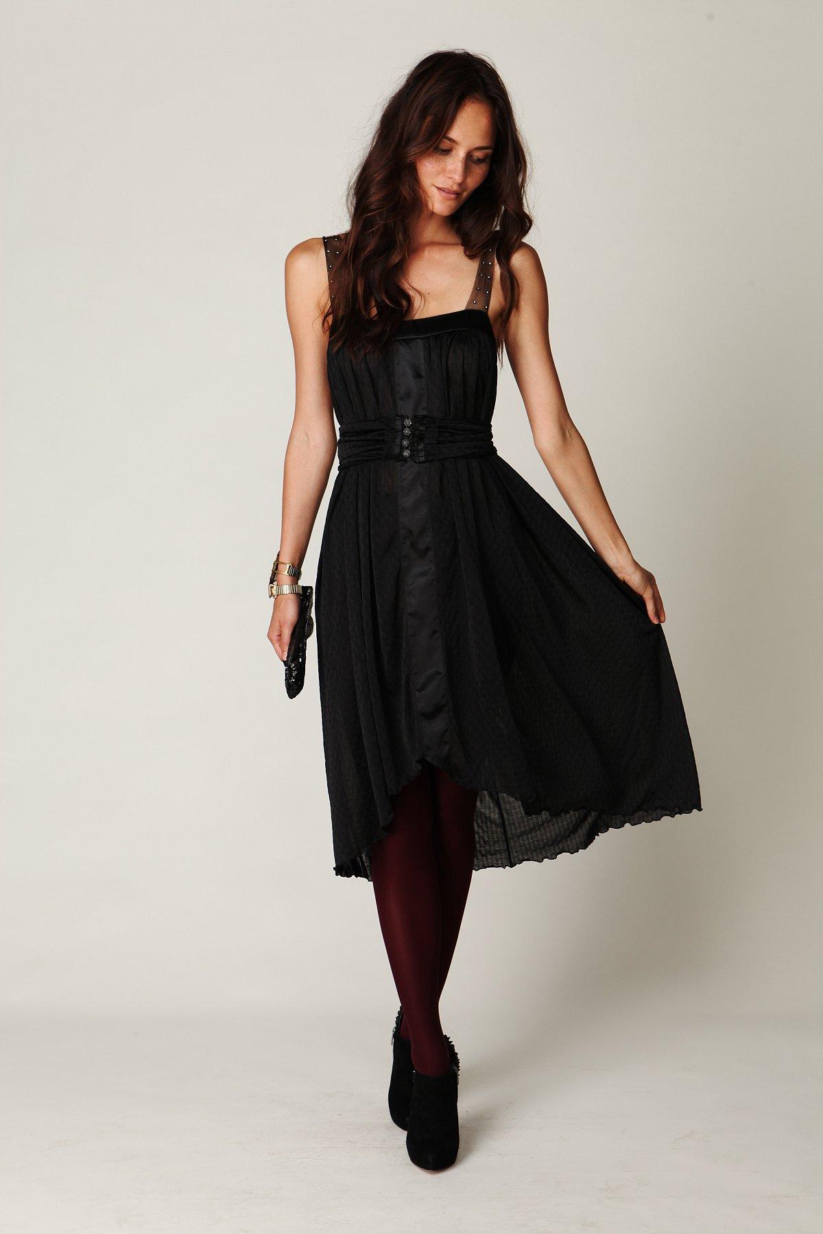 FP New Romantics Twilight Details Dress