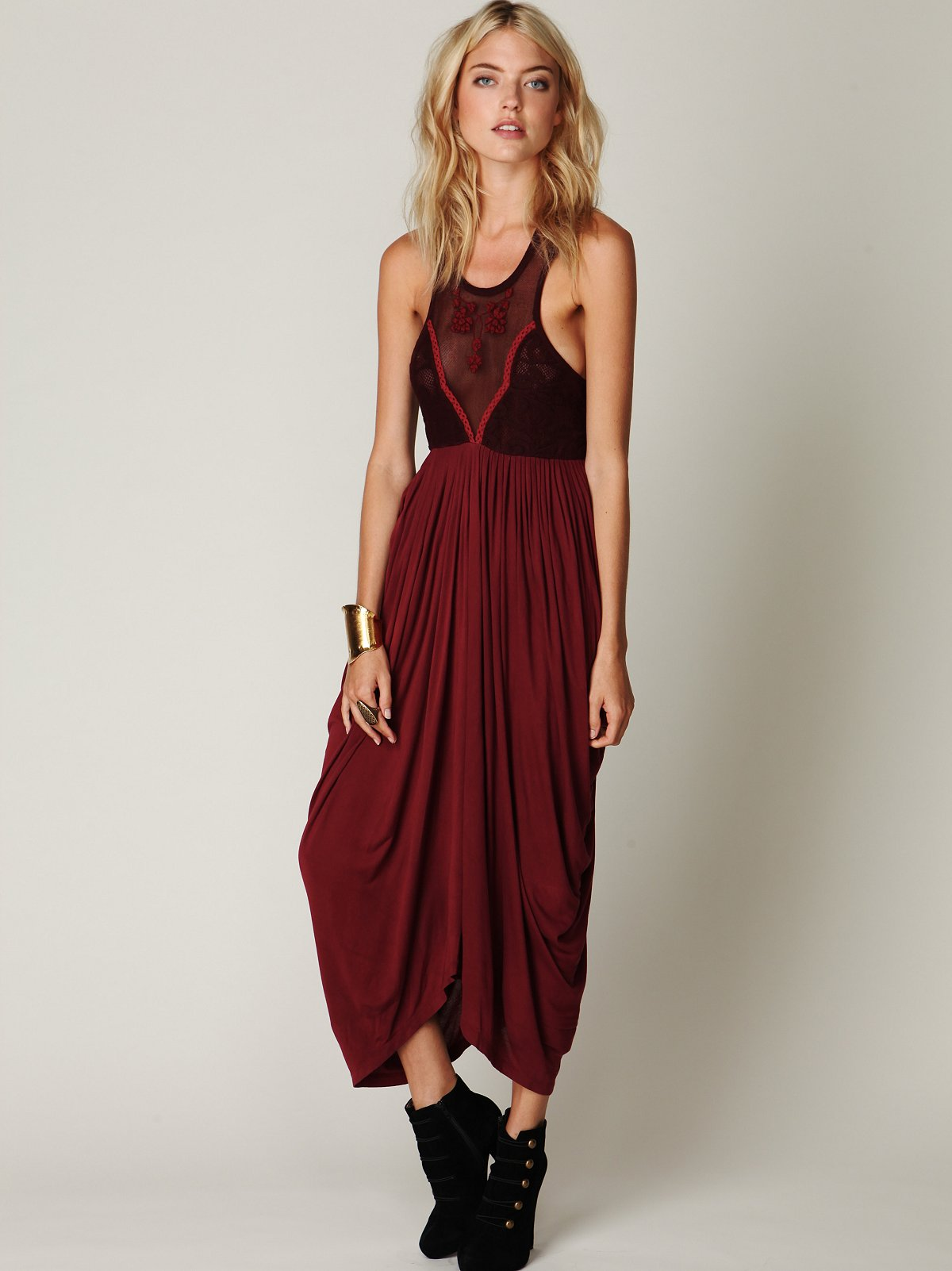 FP New Romantics Adriatic Queen Dress