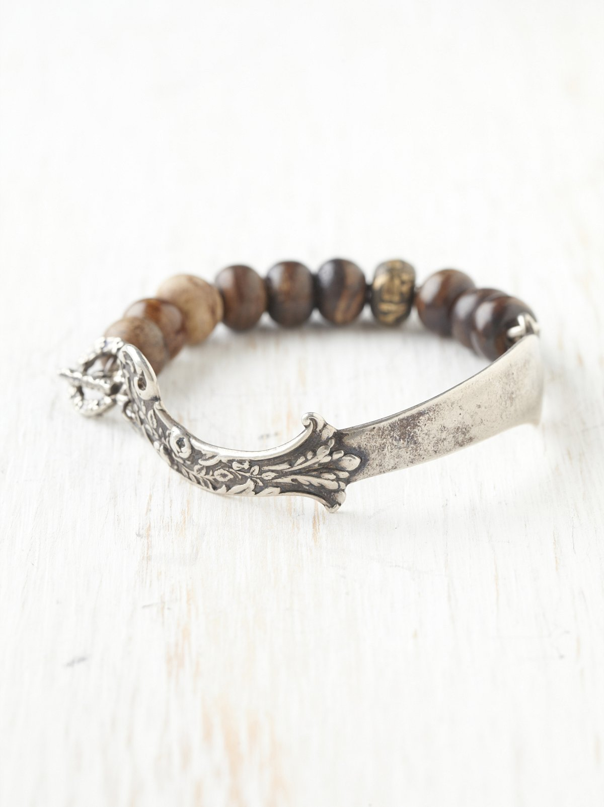 Balthazar Scroll Bracelet