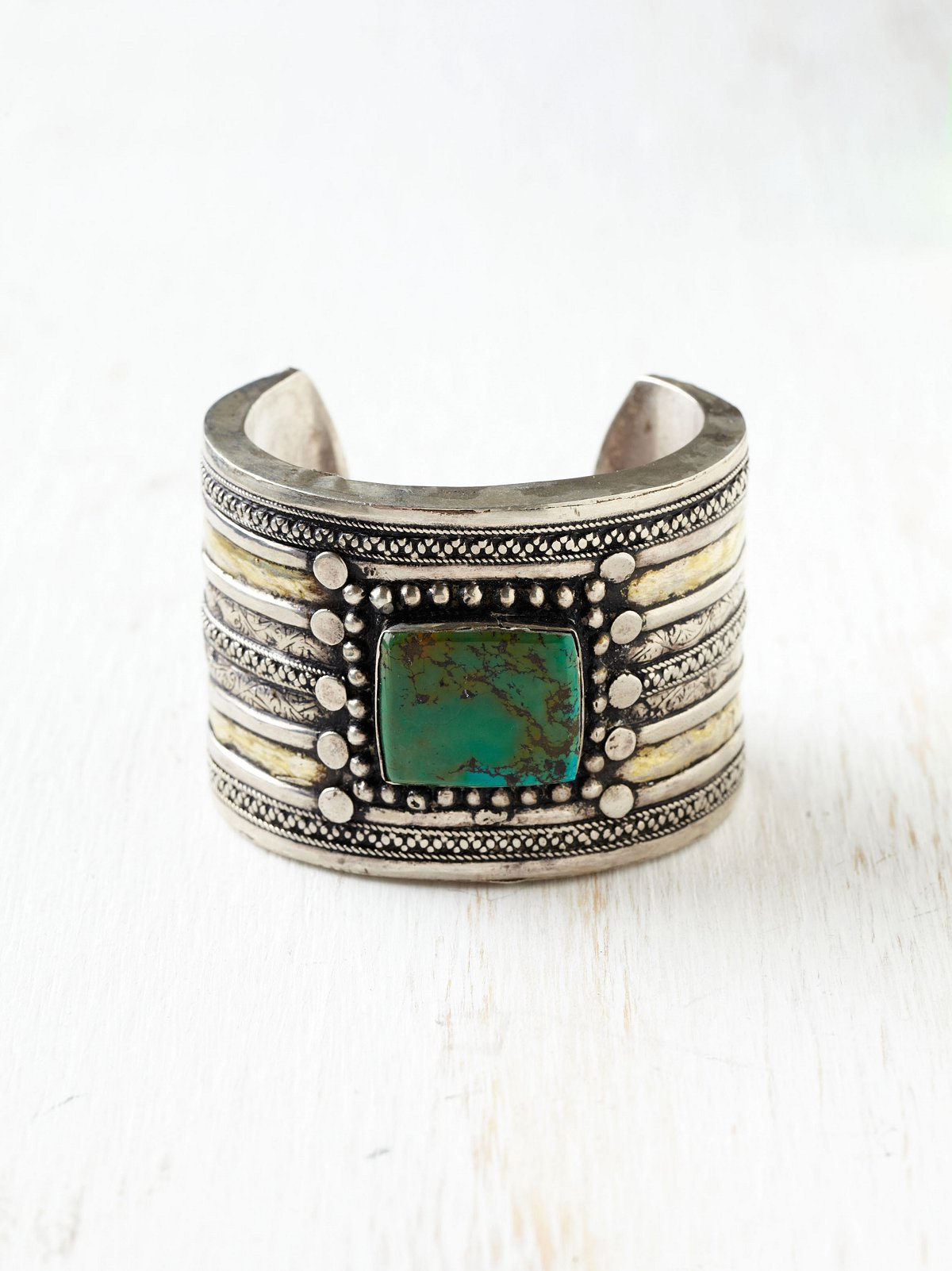 Piave Turquoise Cuff
