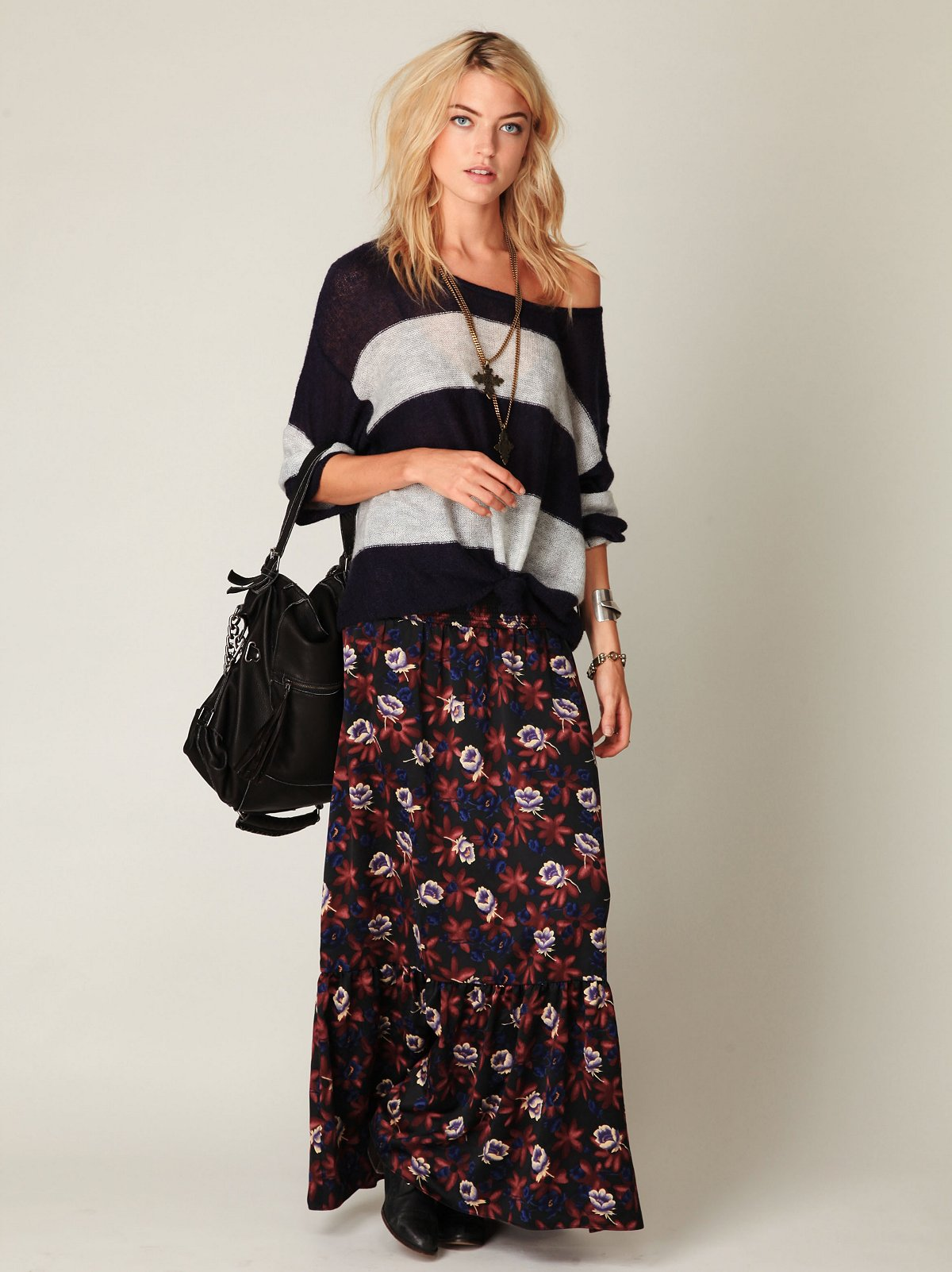 Gypsy Lover Maxi Skirt