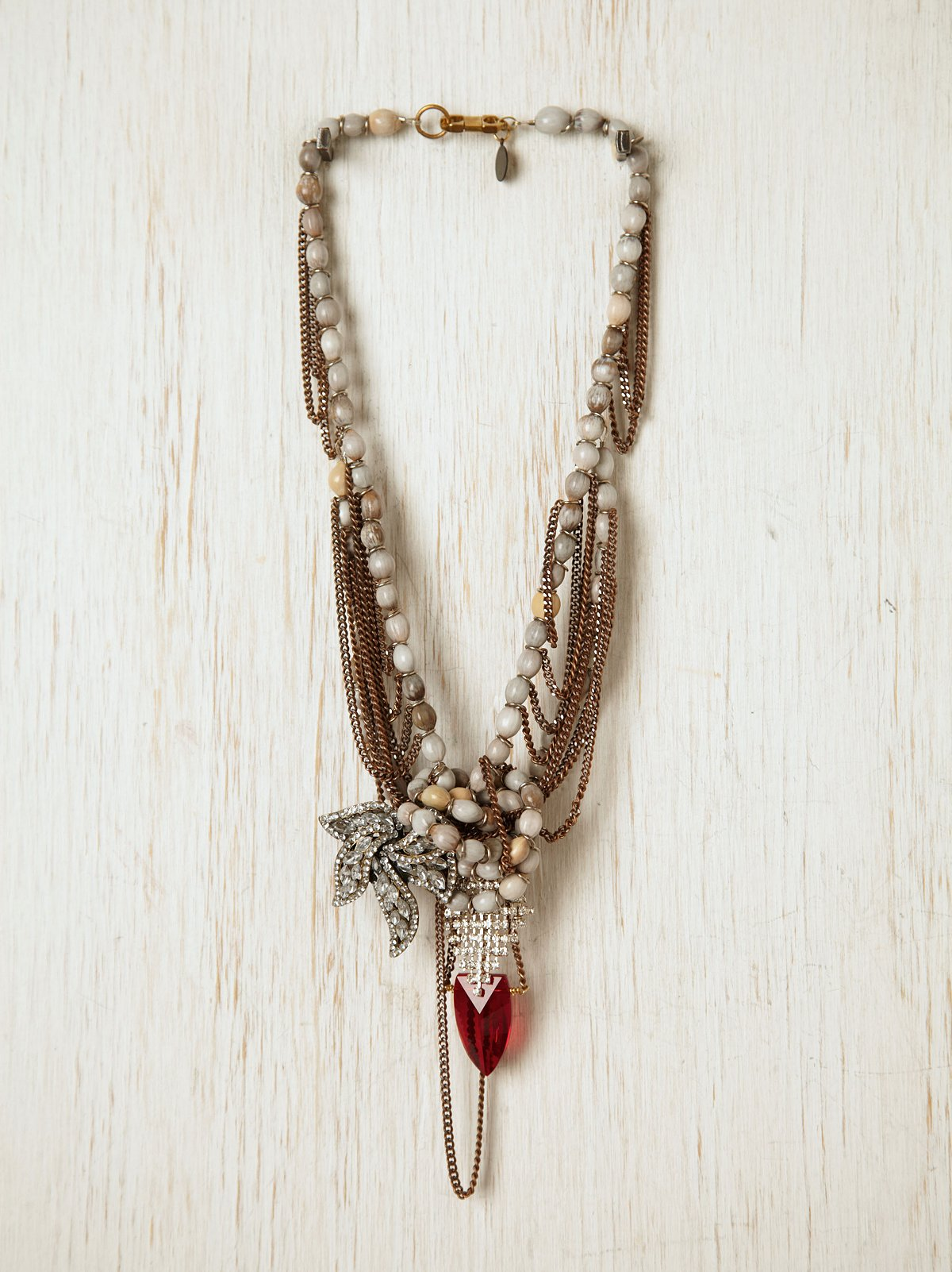 Val Cluster Necklace