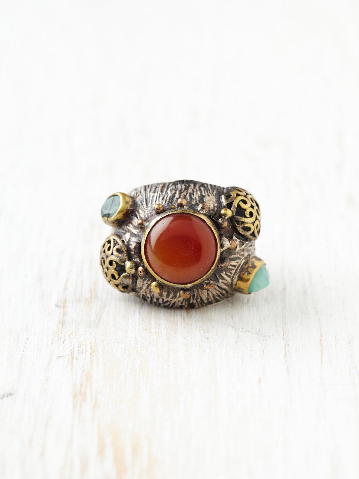 Veda Stone Ring