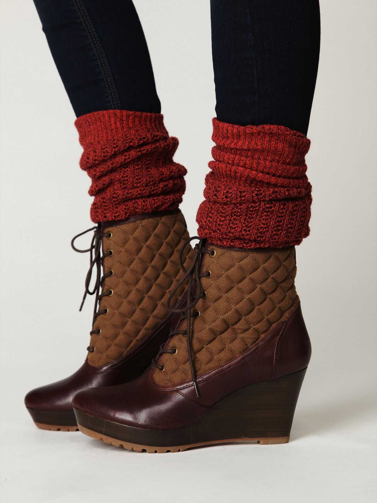Monte Rosa Quilted Boot