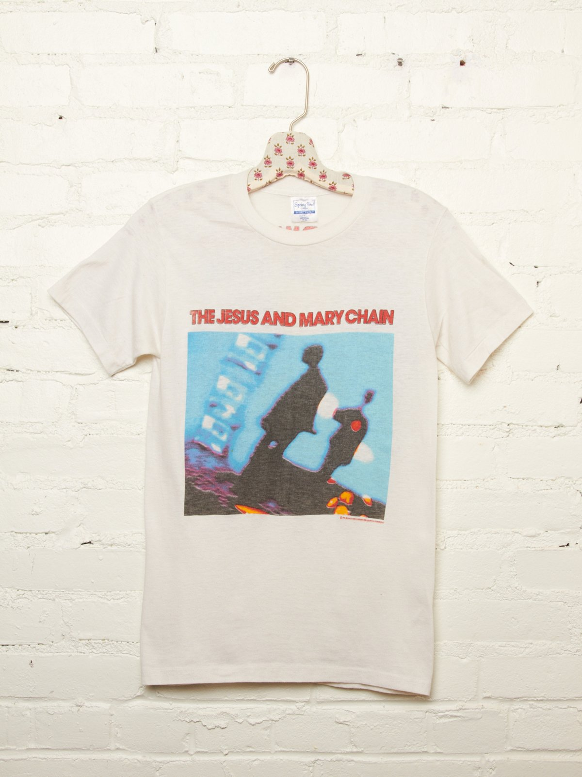 Vintage The Jesus and Mary Chain Tee