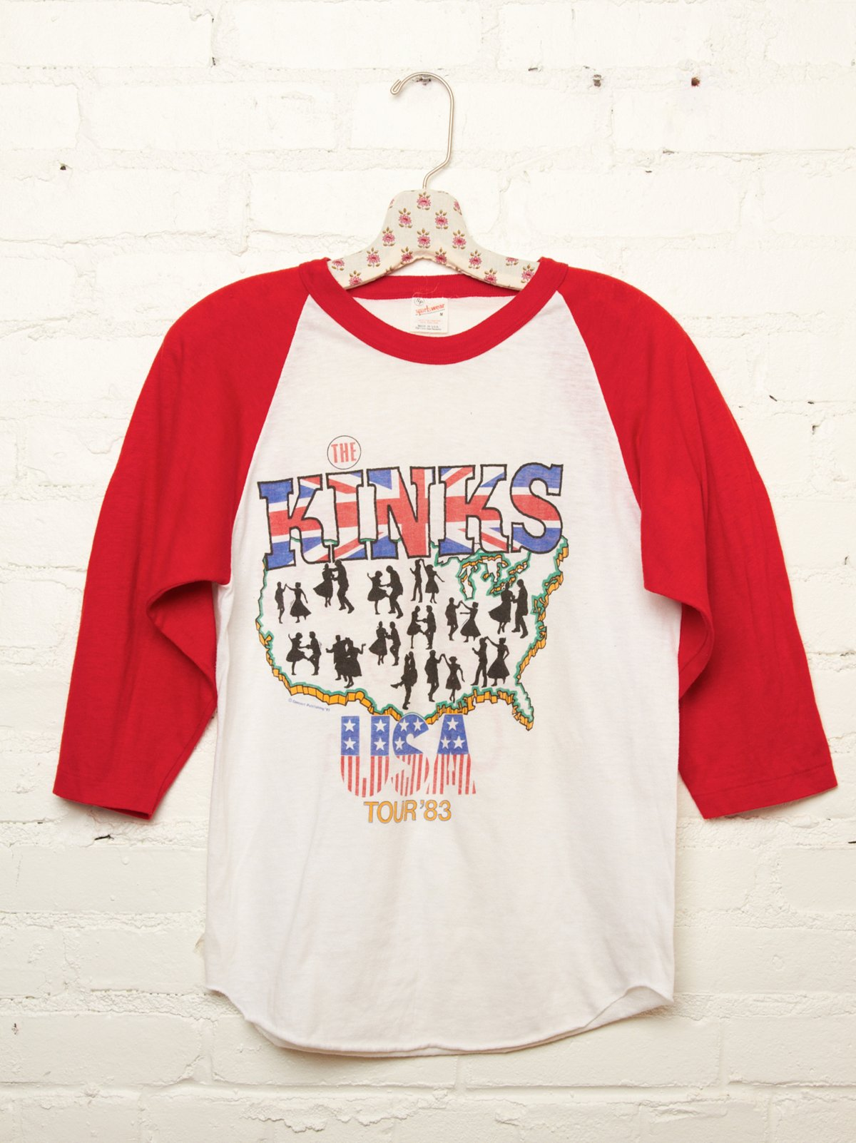 Vintage The Kinks Tee