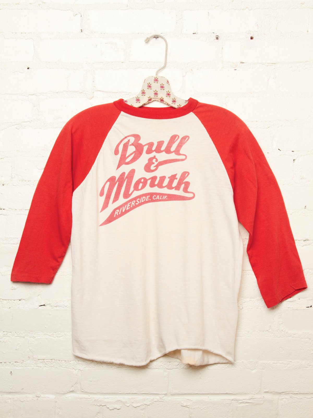 Vintage Bull and Mouth Tee