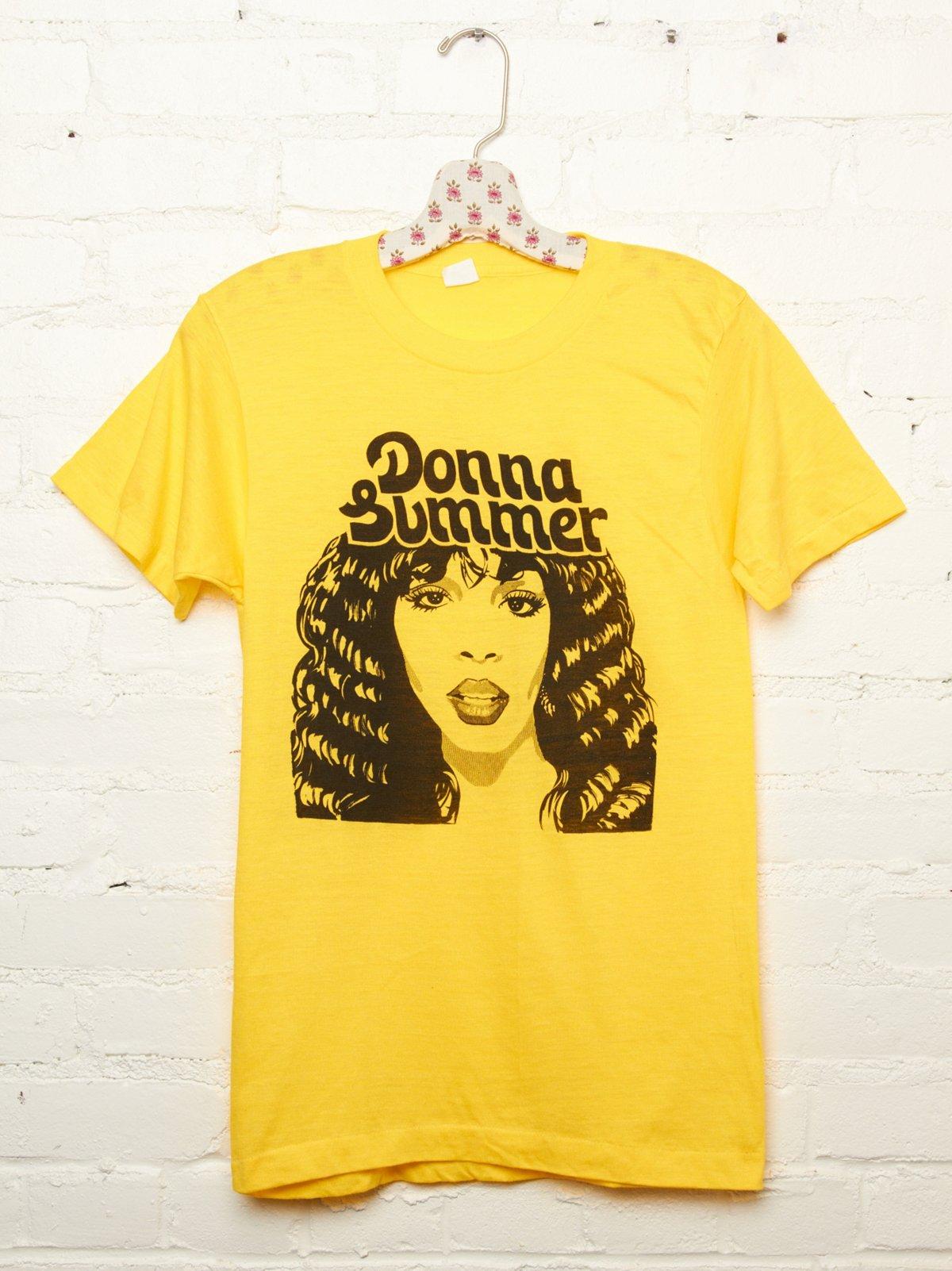 Vintage Donna Summer Tee