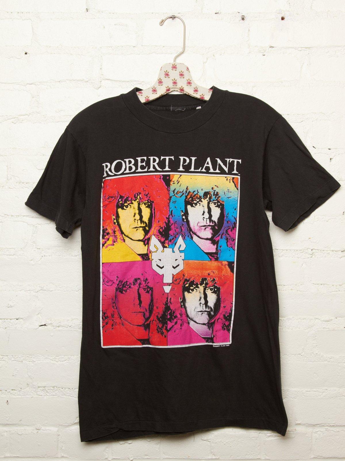 Vintage Robert Plant Tee