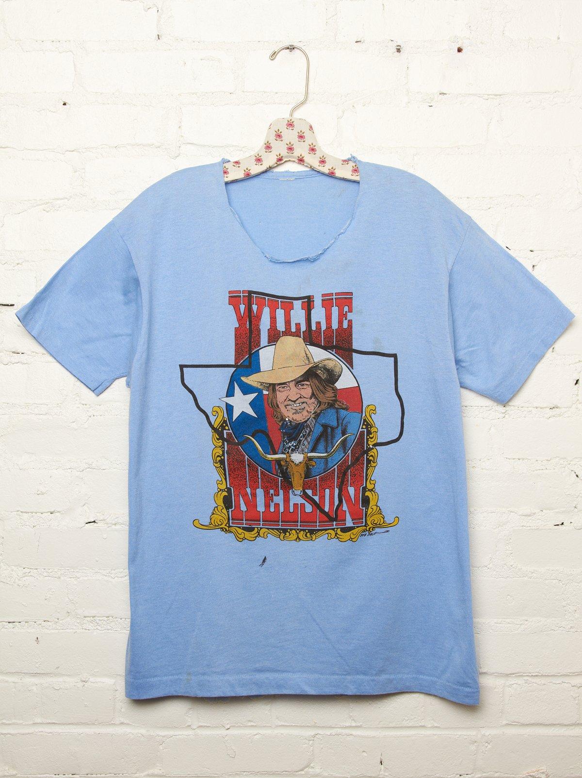 Vintage Willie Nelson Tee