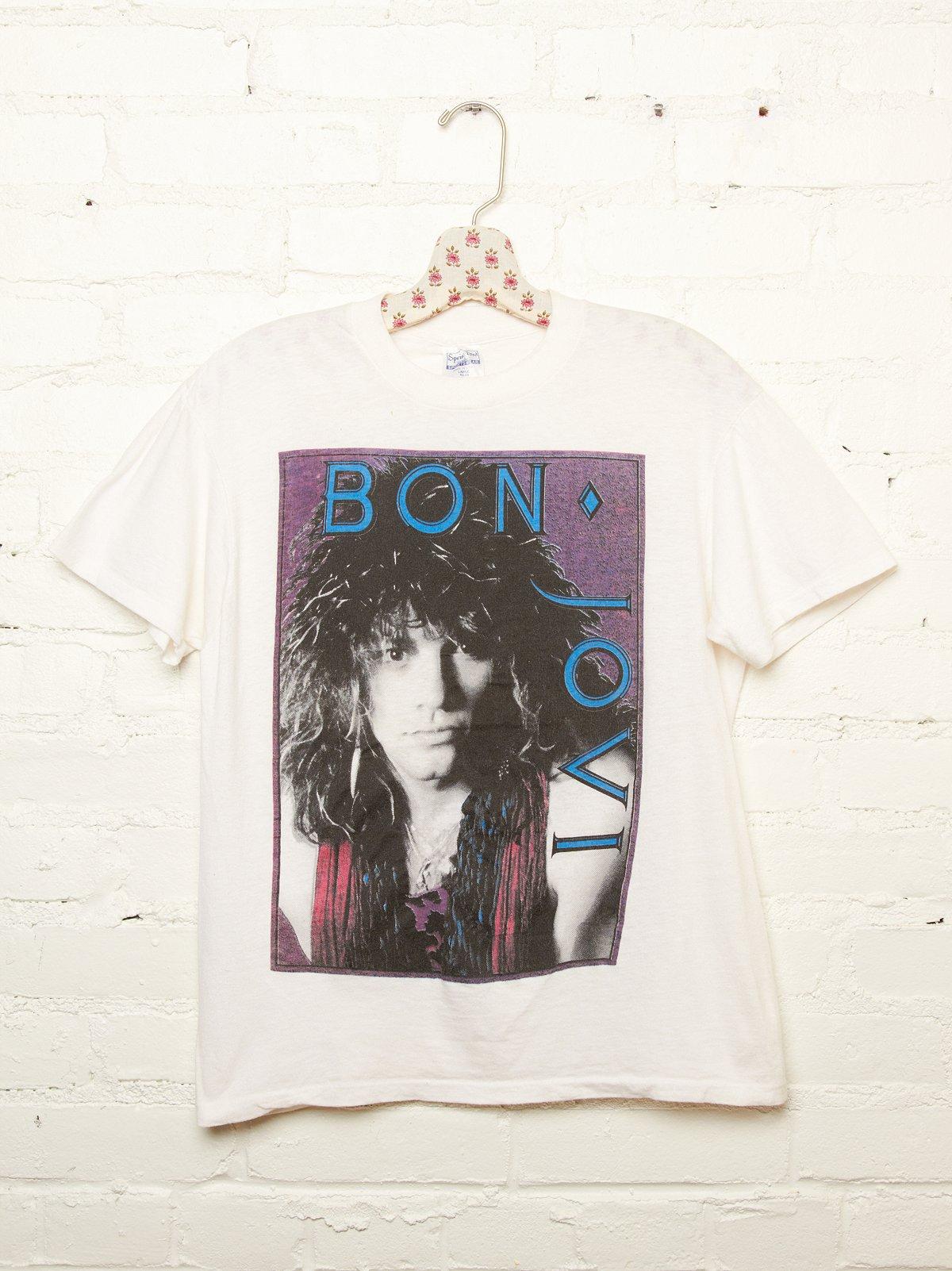 Vintage Bon Jovi Tee