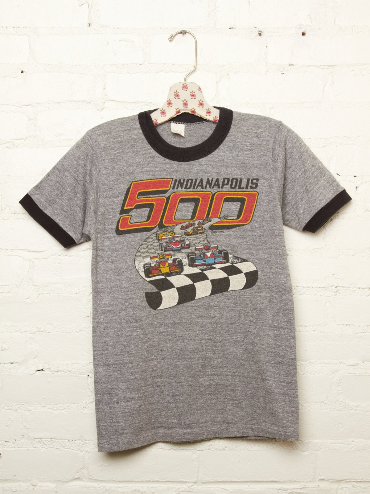 Vintage Indy 500 Vintage Tee
