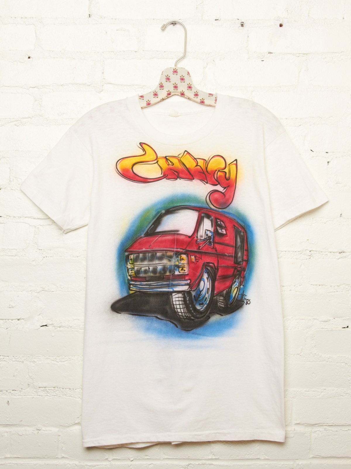 Vintage Airbrush Chevy Tee