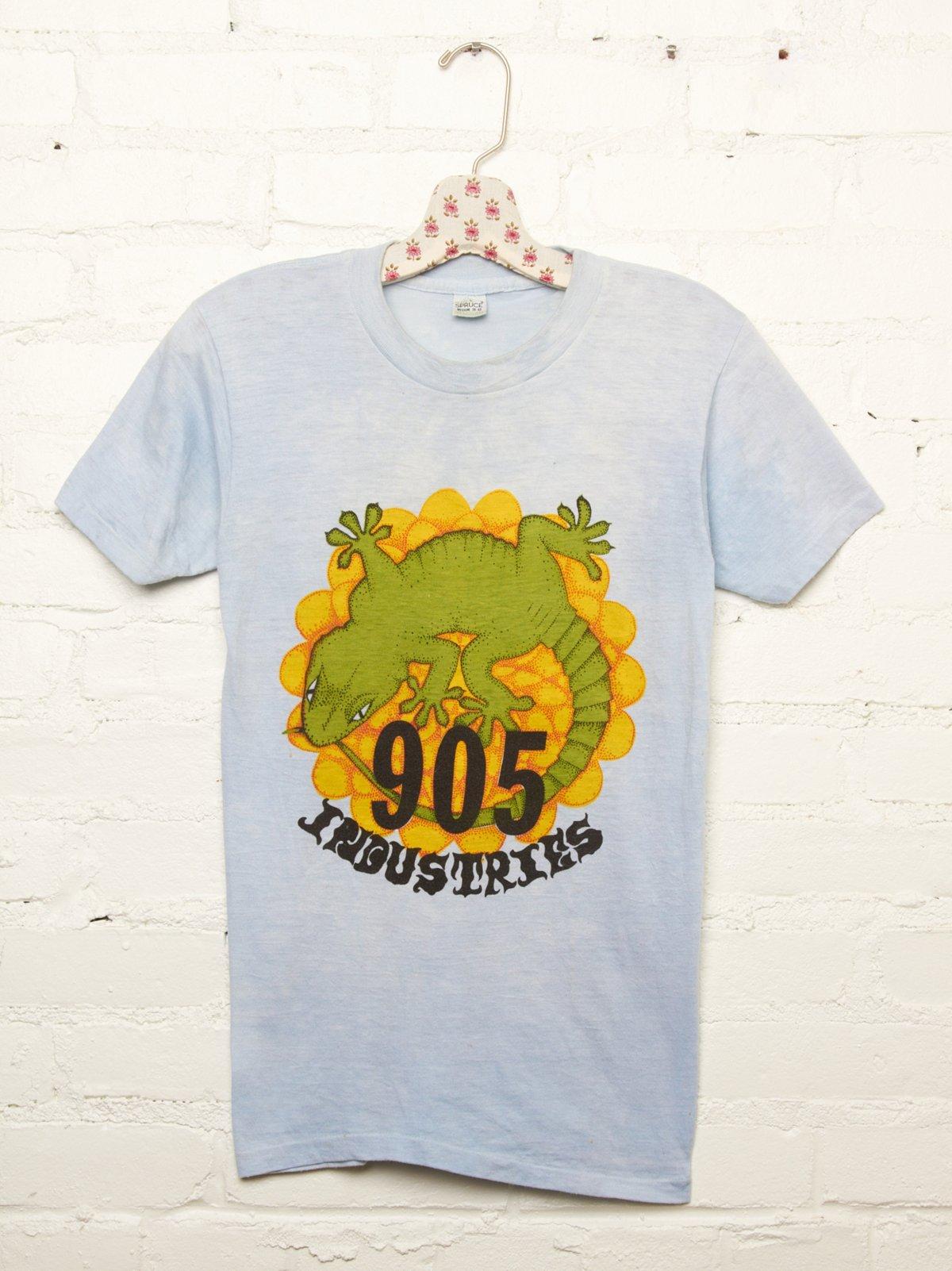 Vintage 905 Industries Tee