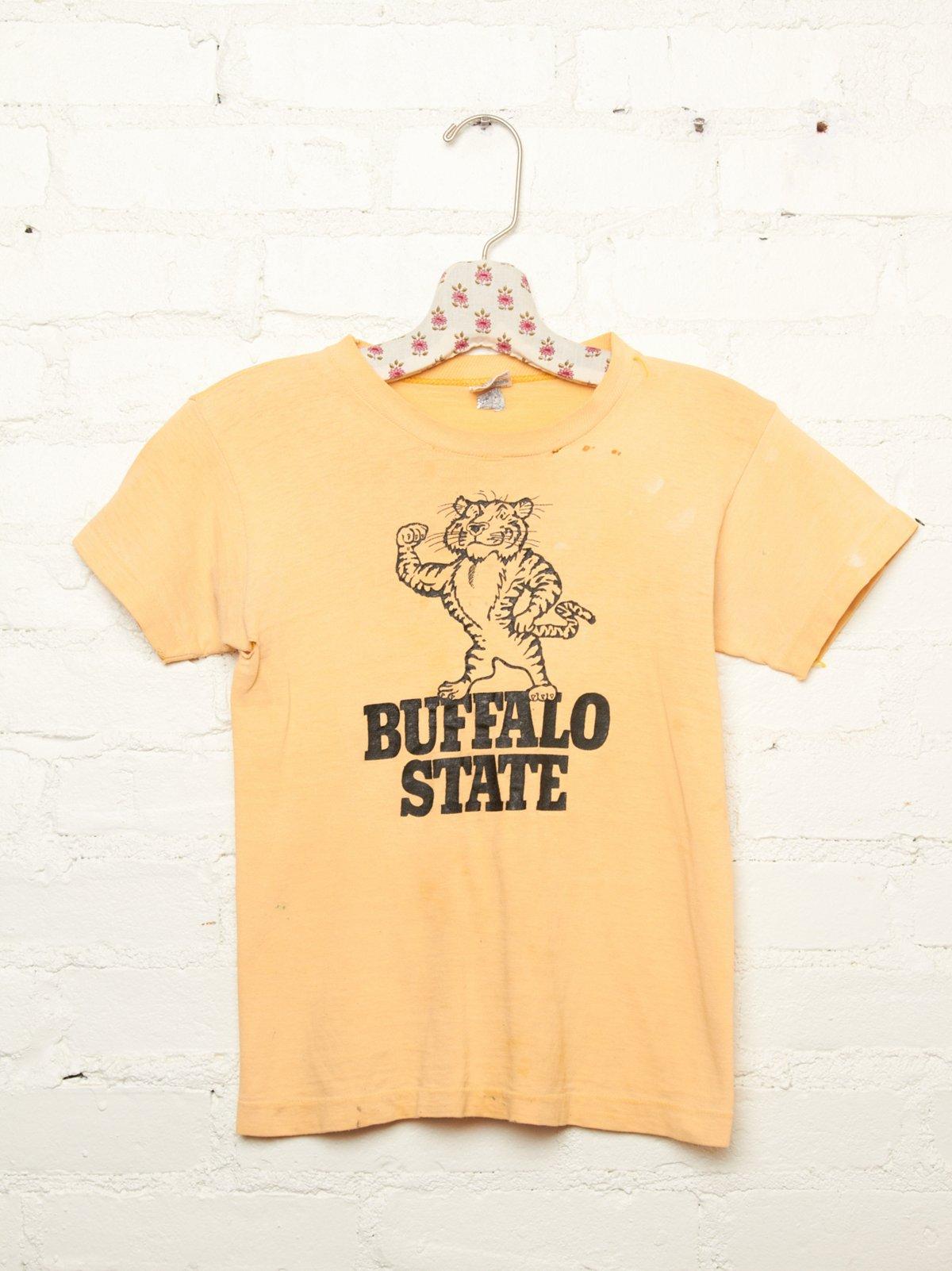 Vintage Buffalo State Tee