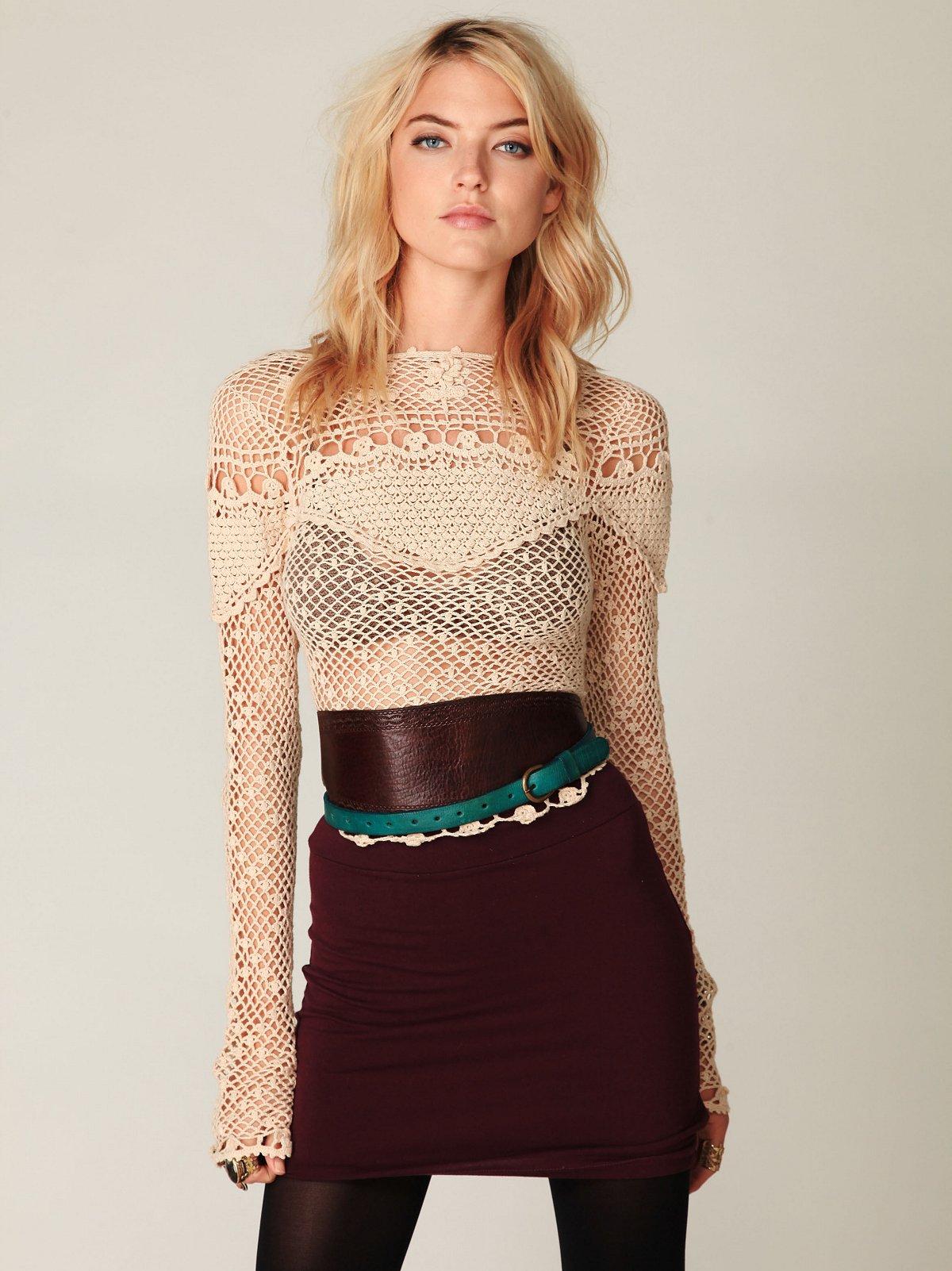 Stretch Bodycon Mini Skirt