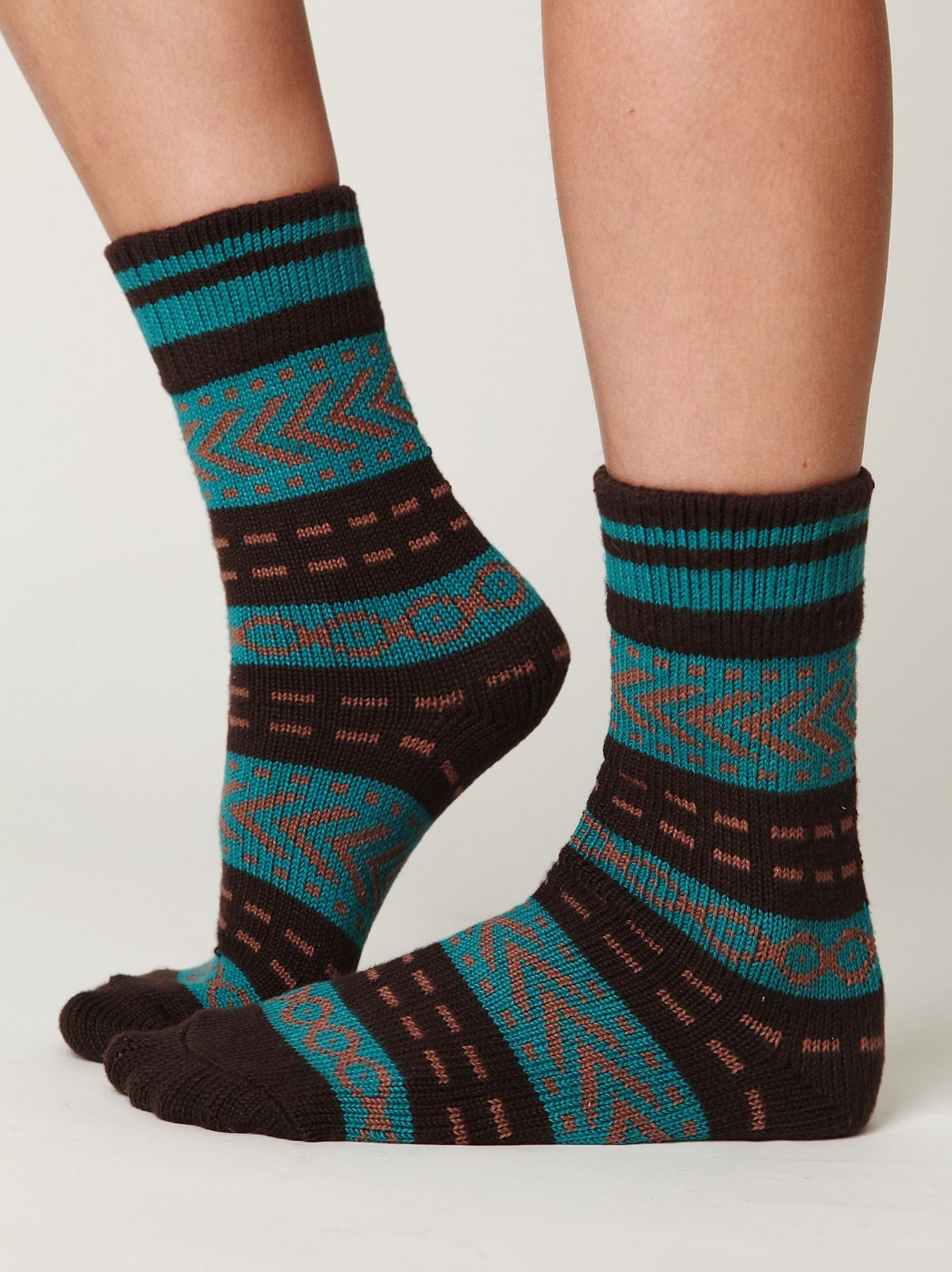 Broken Arrow Soft Sock