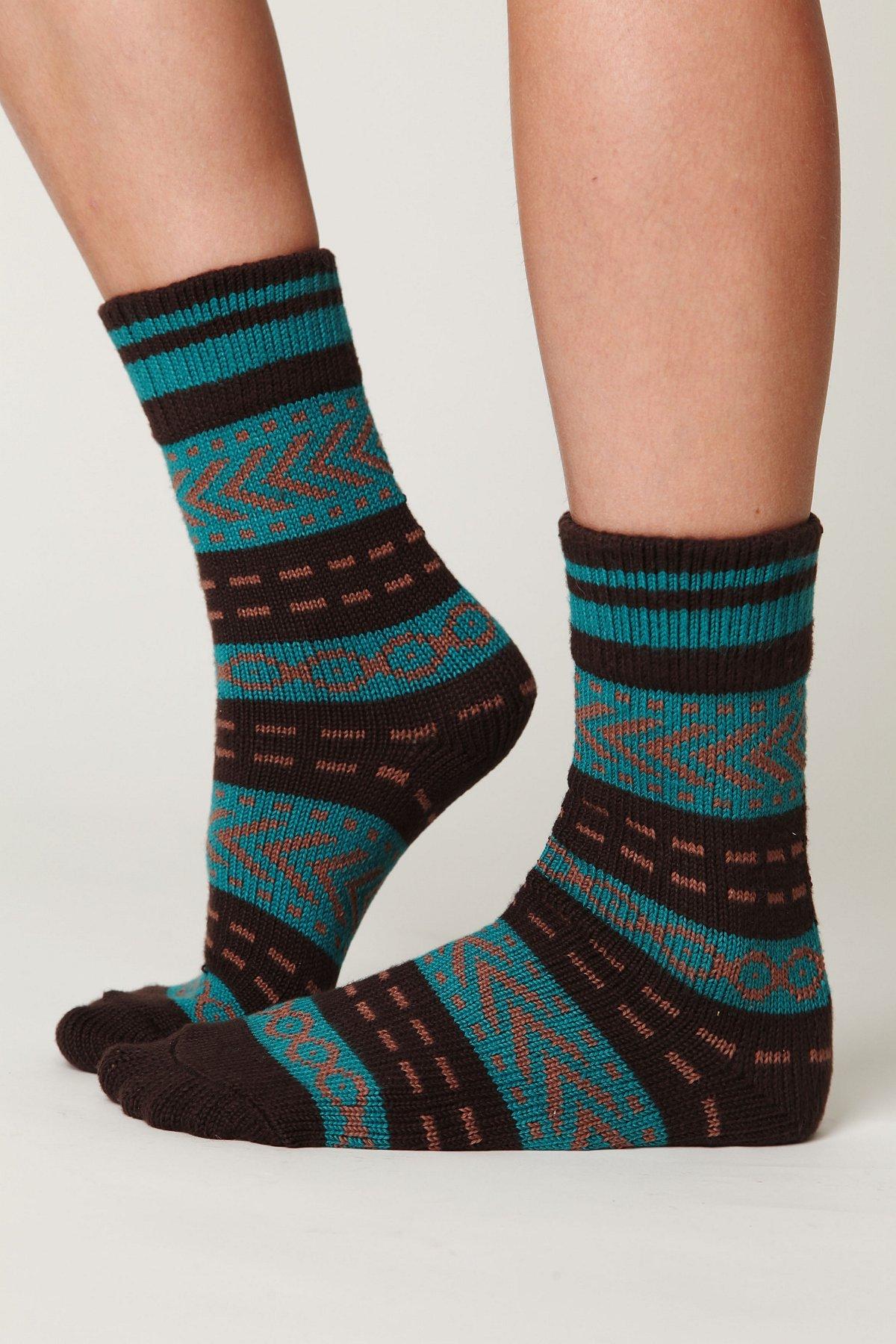 Broken Arrow Soft Sock
