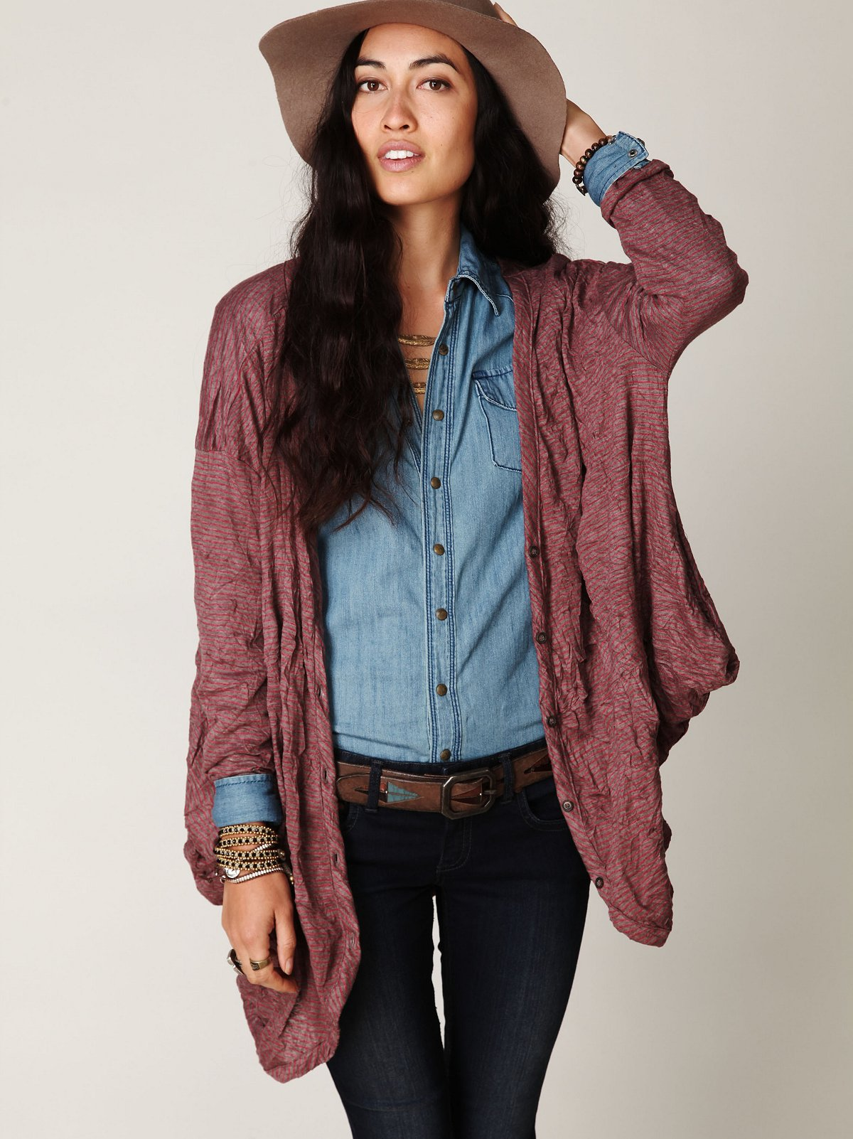 About Town Cardi