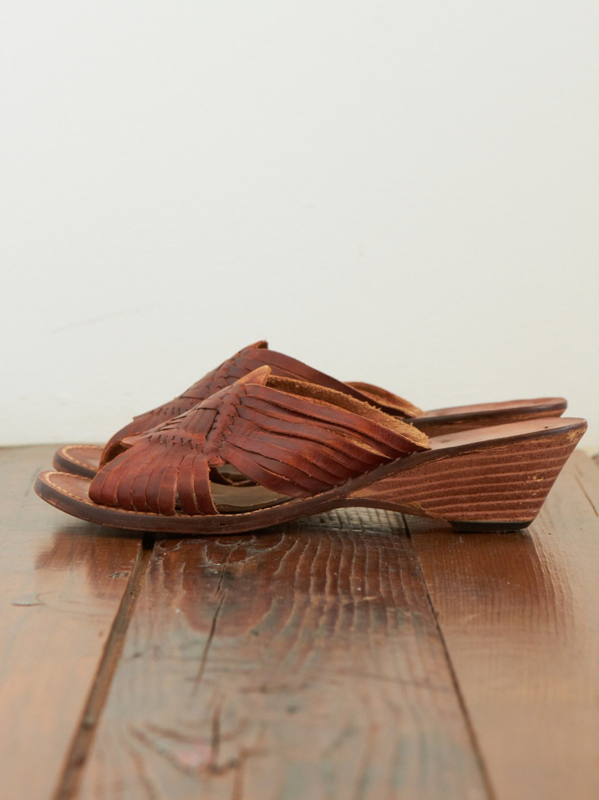 Vintage Leather Sandals