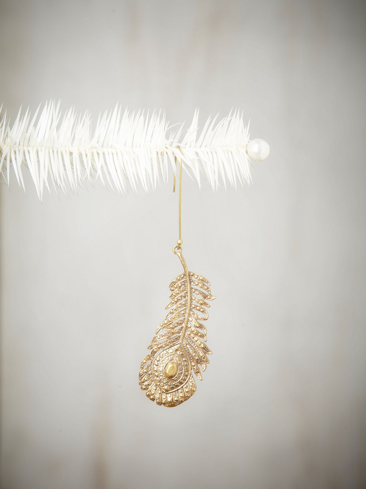 Dakota Feather Ornament