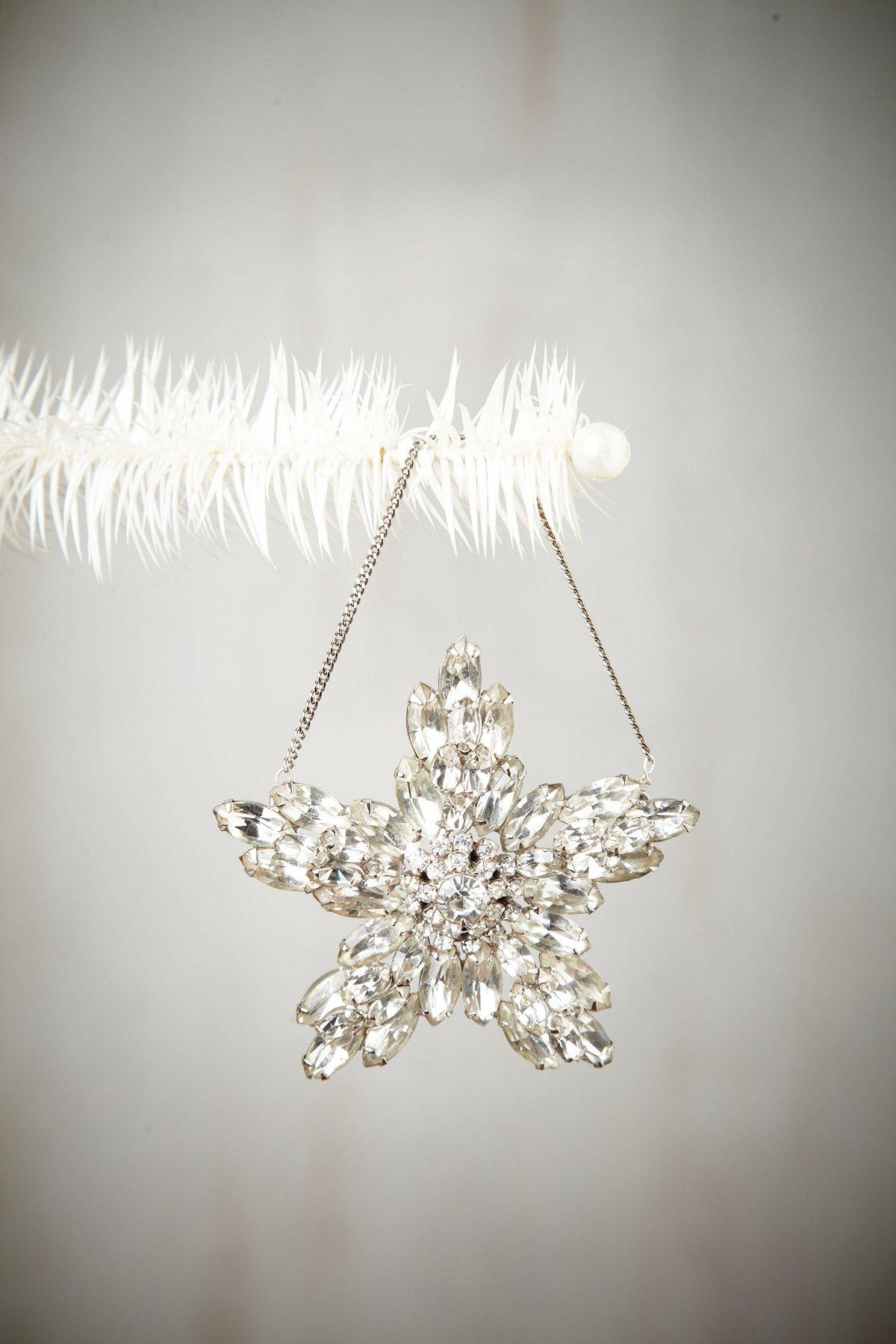Christy Vintage Ornament