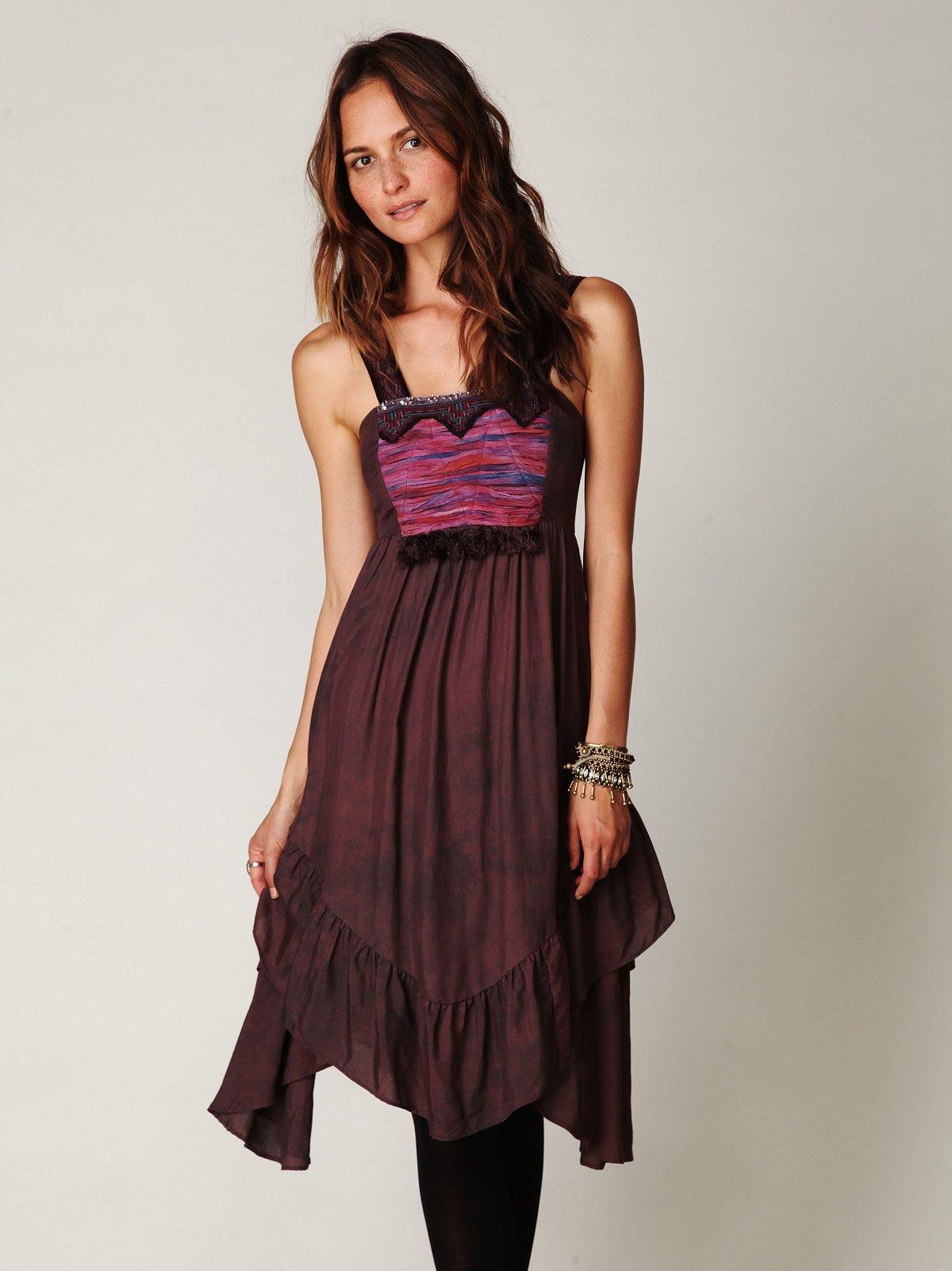 Autumn Fields Dress