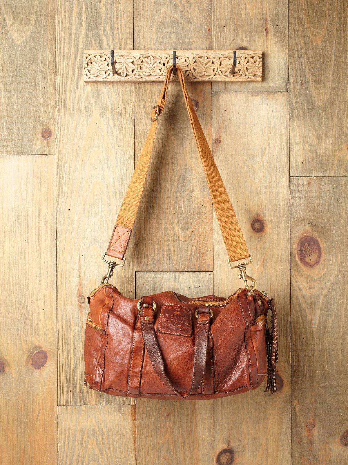Bavietto Duffle Bag