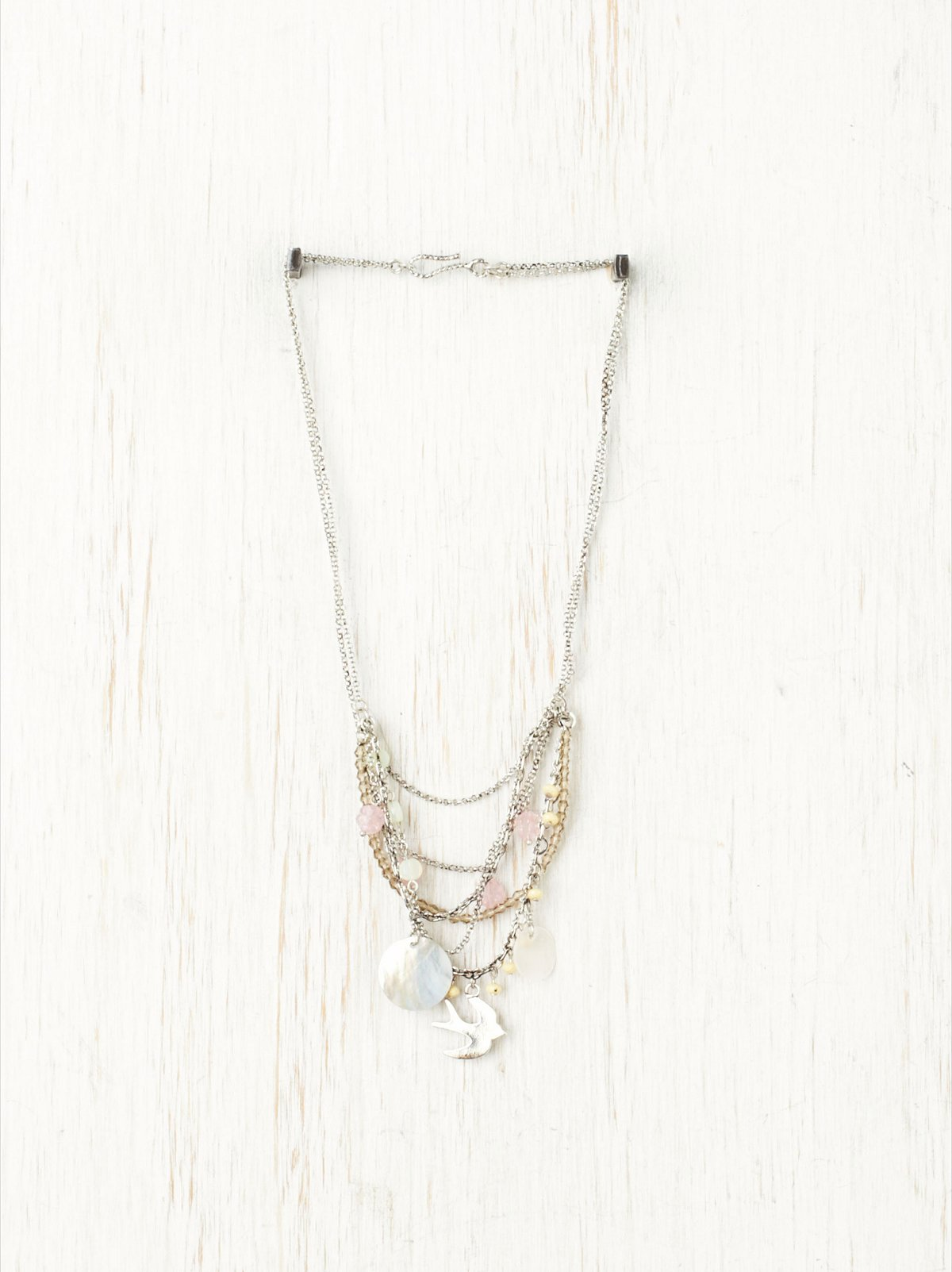 Sparrow Convertible Necklace