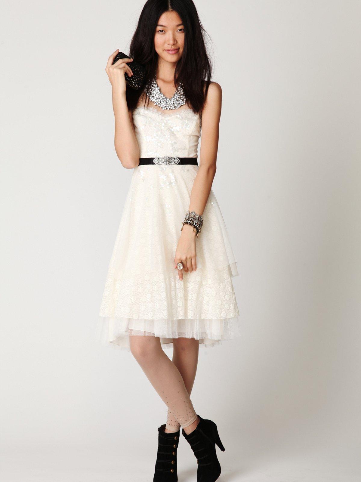 Ana's Beaded Party Dress