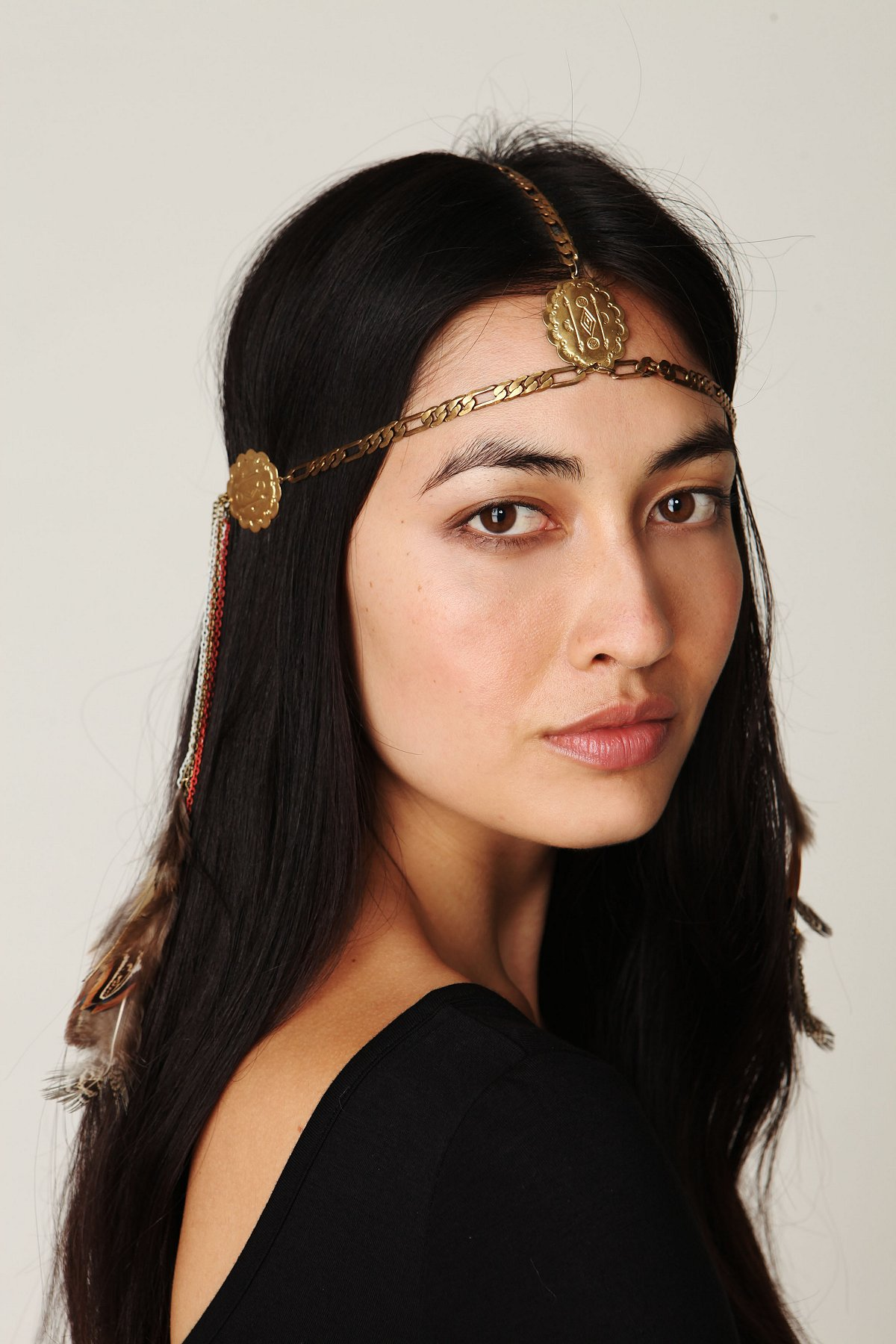 Dripped Chains Headpiece