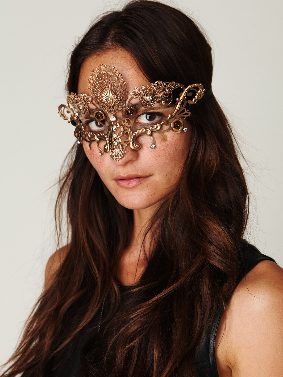 Barocca Italian Mask