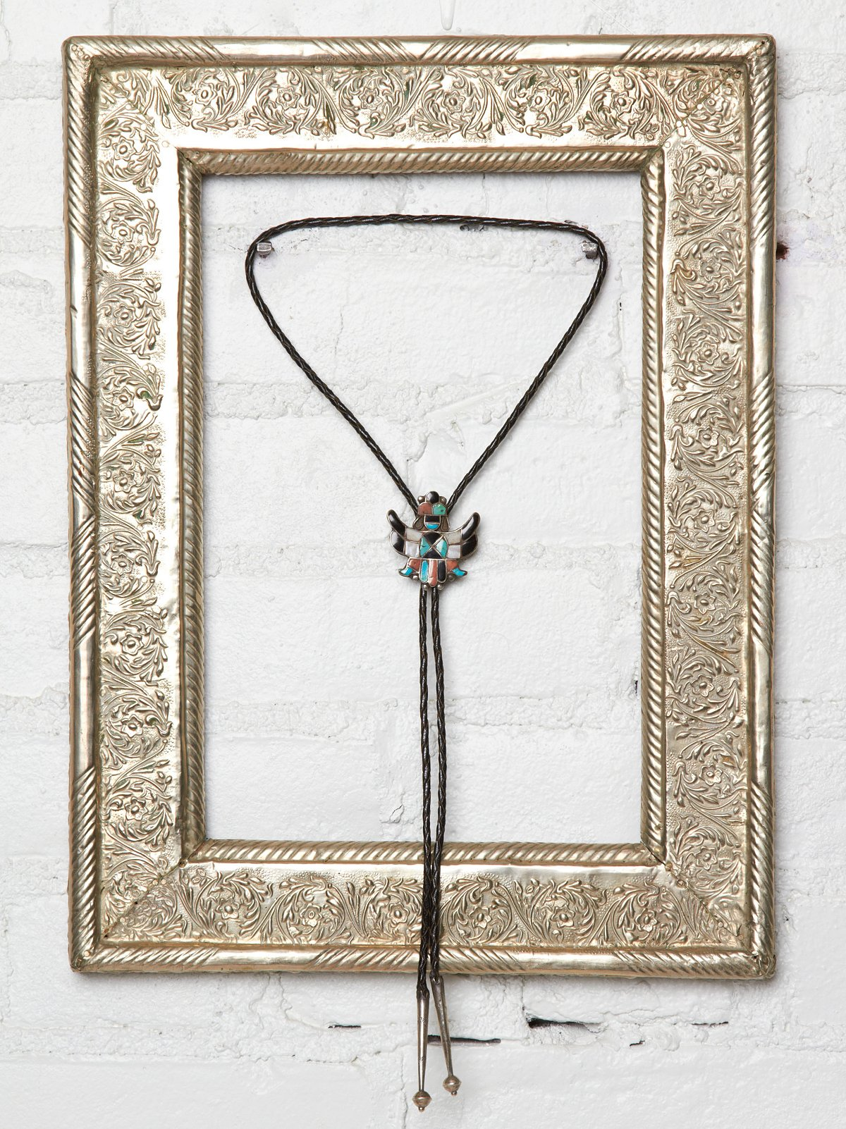 Vintage Bolo Necklace