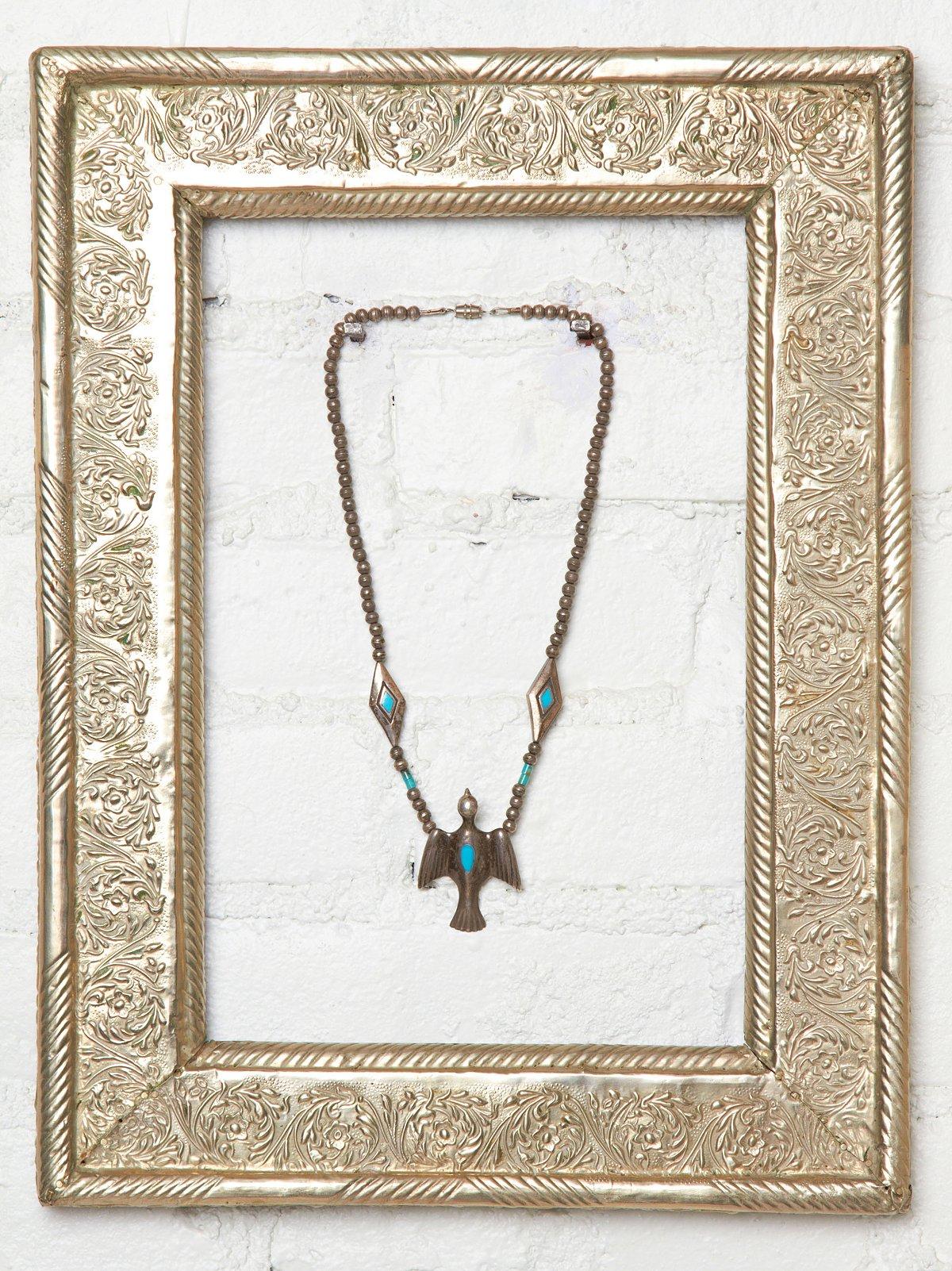 Vintage Rainbird Necklace