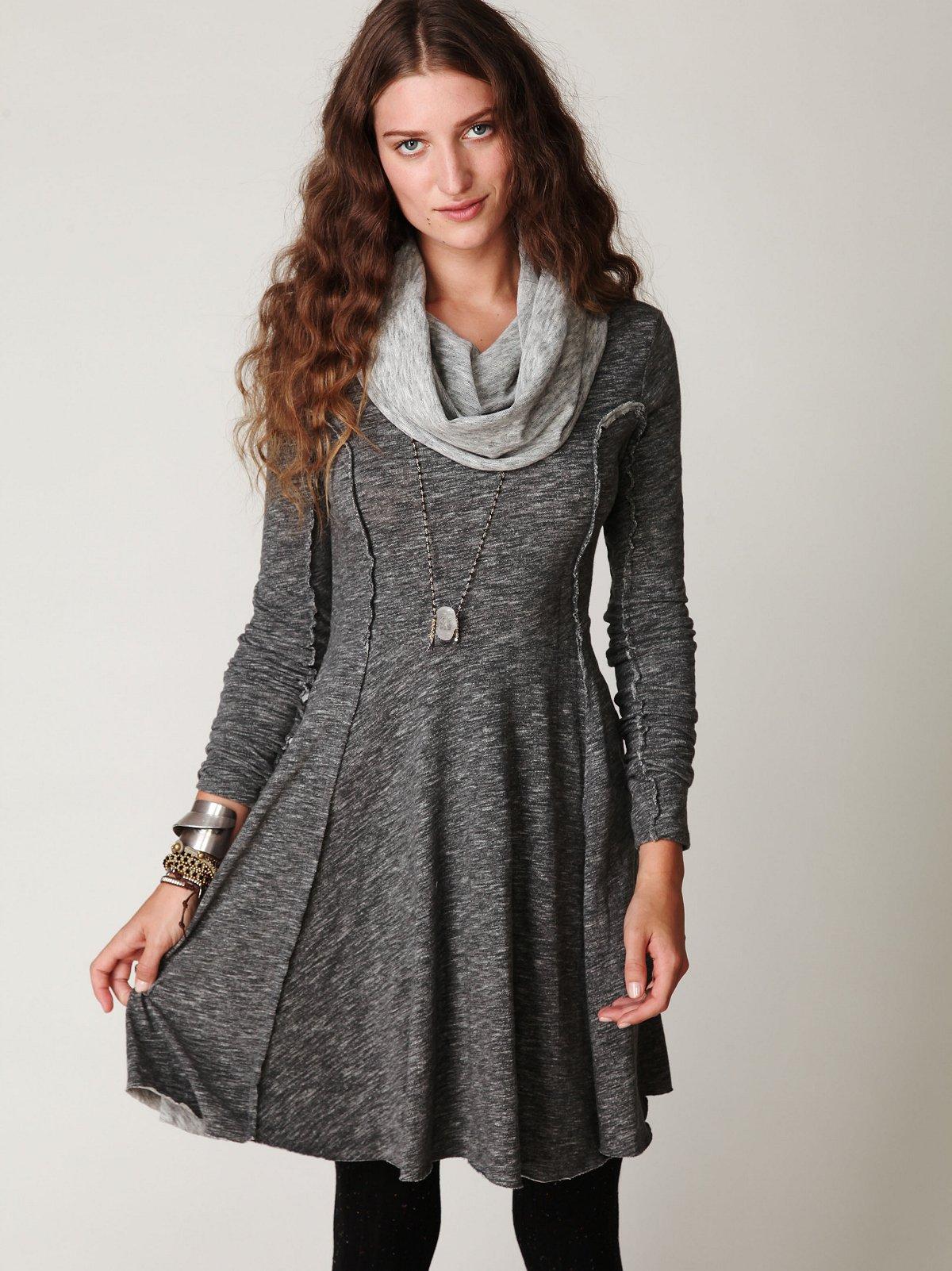 Frances Cocoon Dress