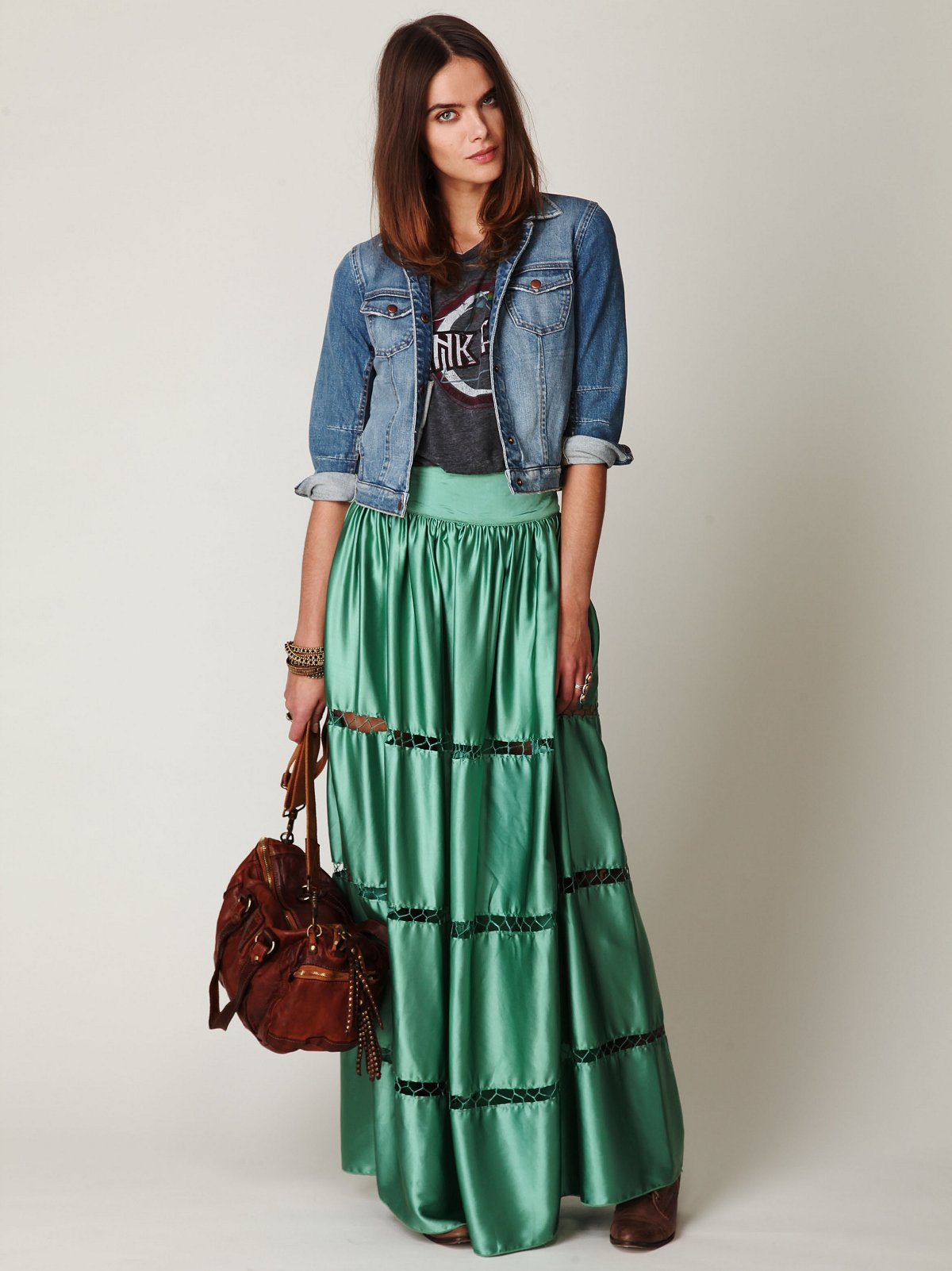 Flawless Maxi Skirt