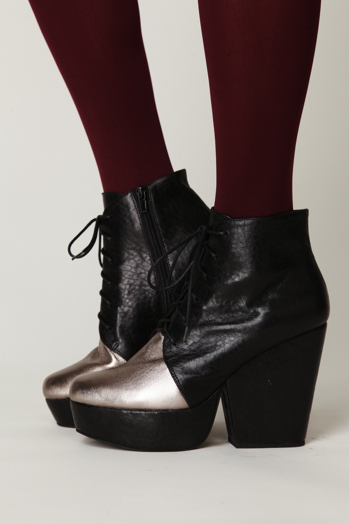Melting Point Ankle Boot