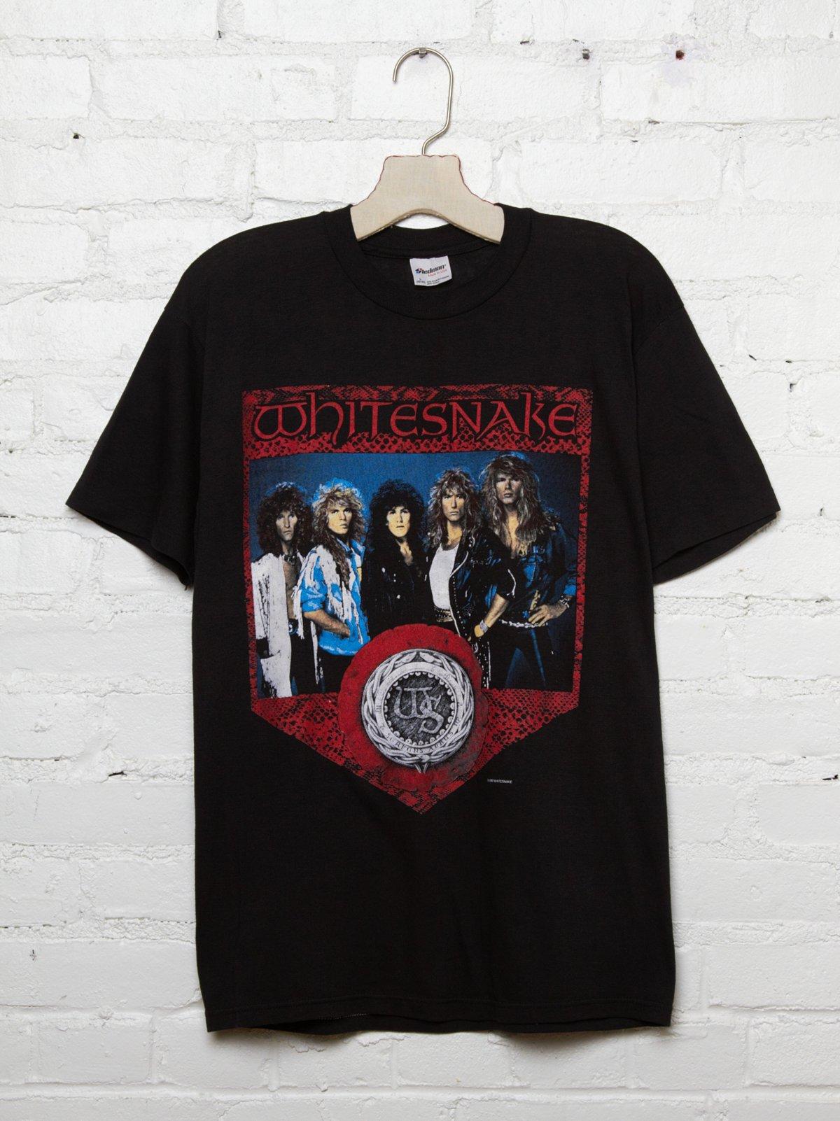Vintage Whitesnake Tee