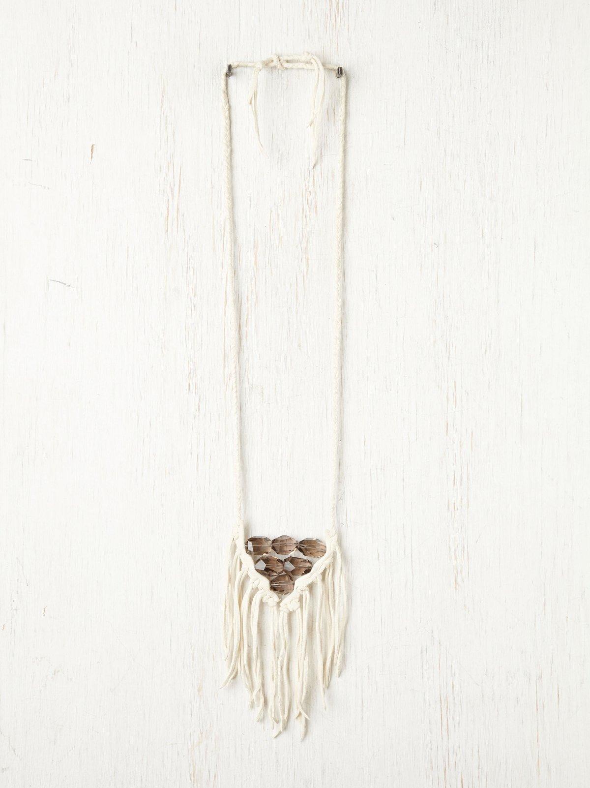 Nomad Quartz Necklace