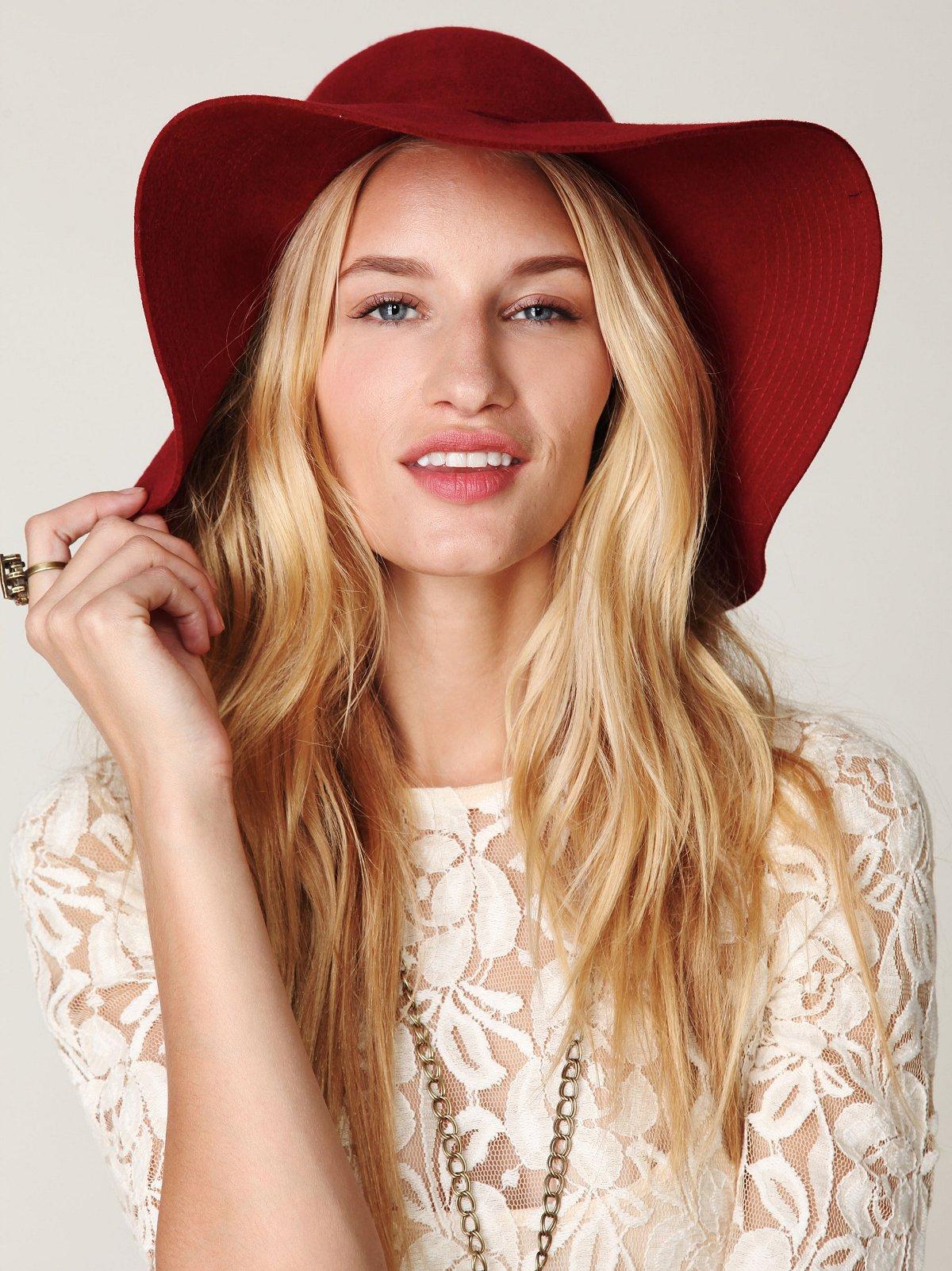 Jenny Floppy Hat