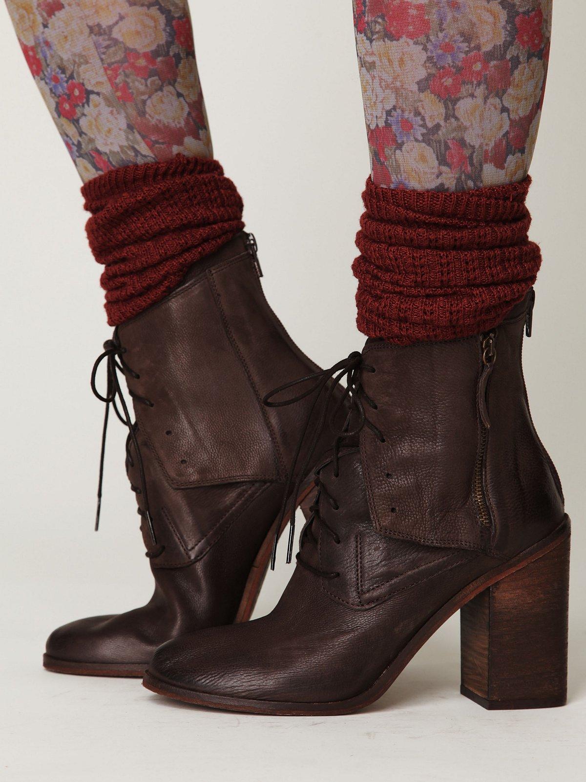 Saffi Lace Boot