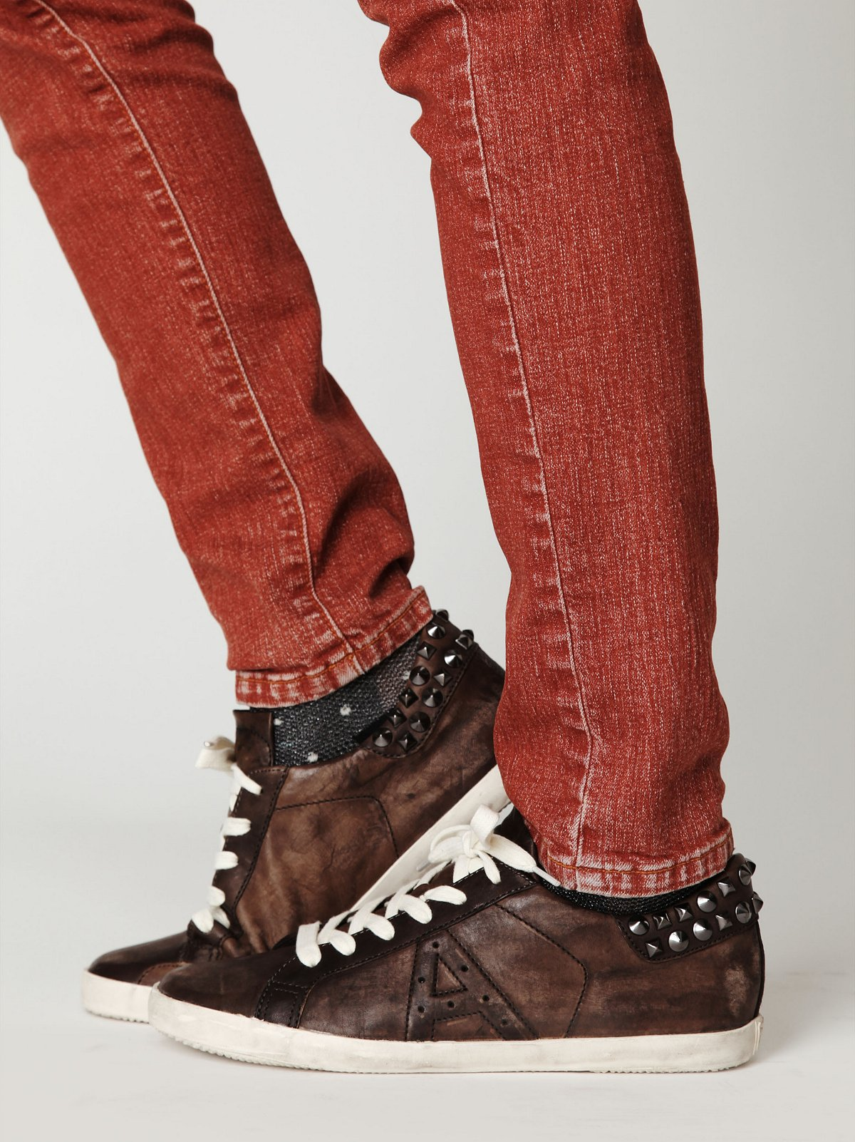 Beck Stud Sneaker