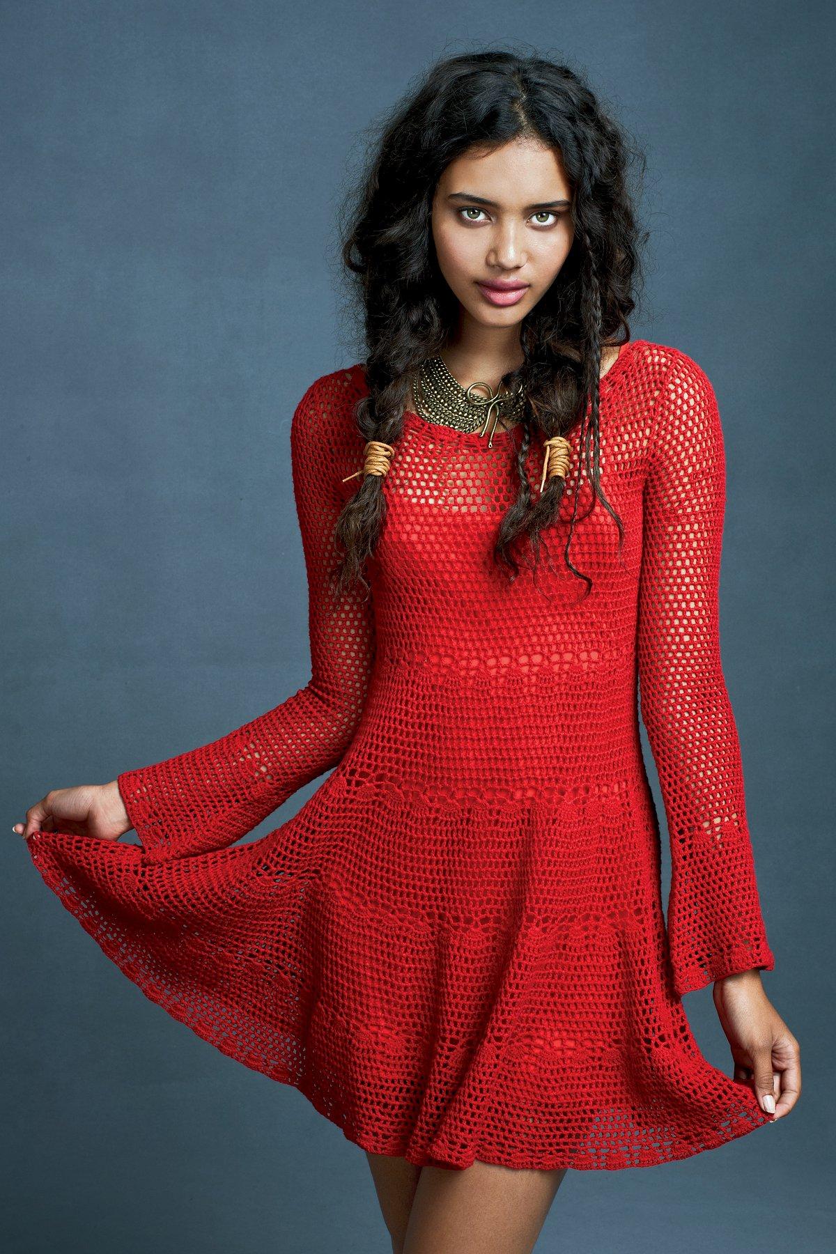 Belle Sweater Knit Dress