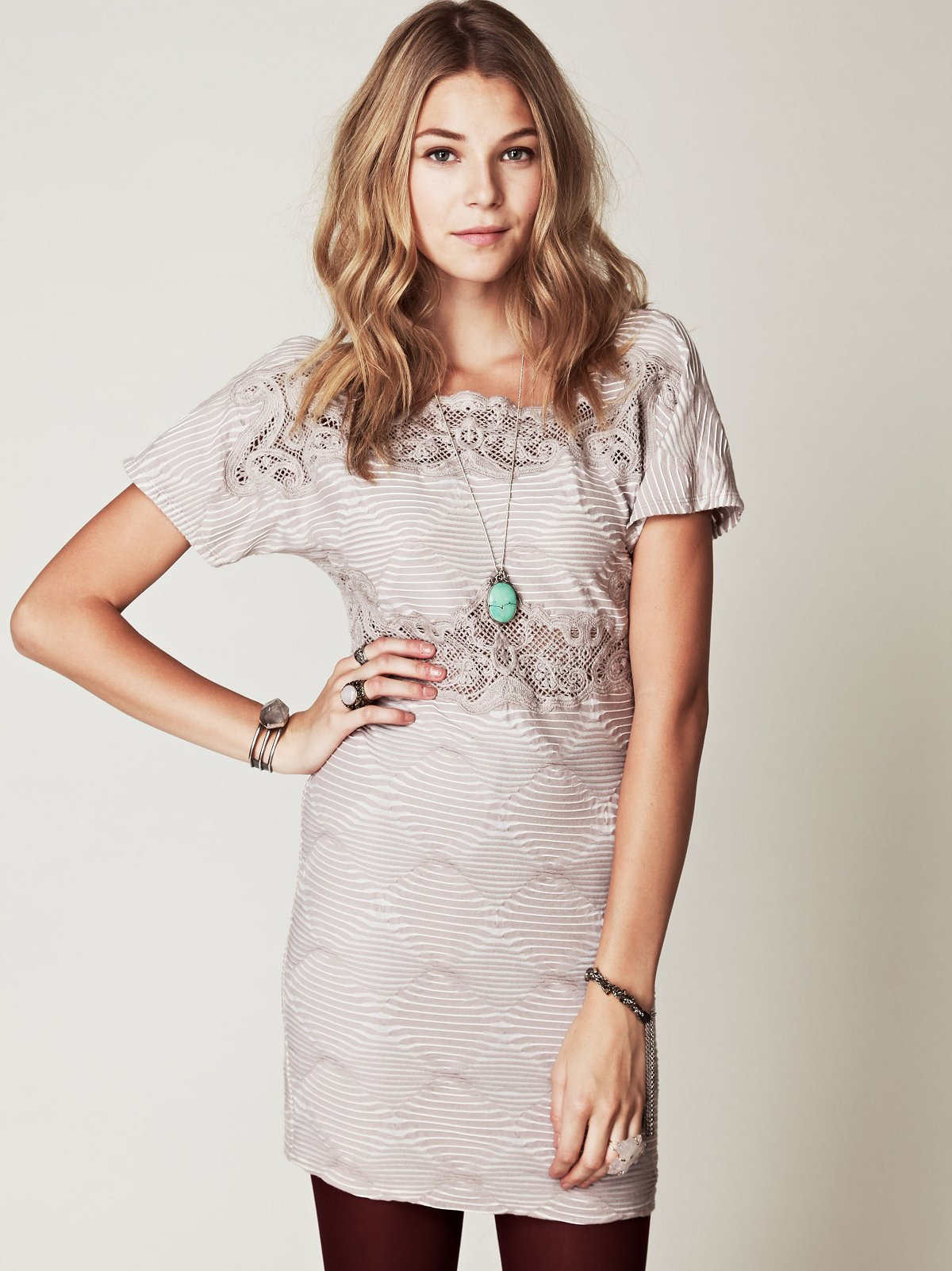 FP New Romantics Bell Shift Dress