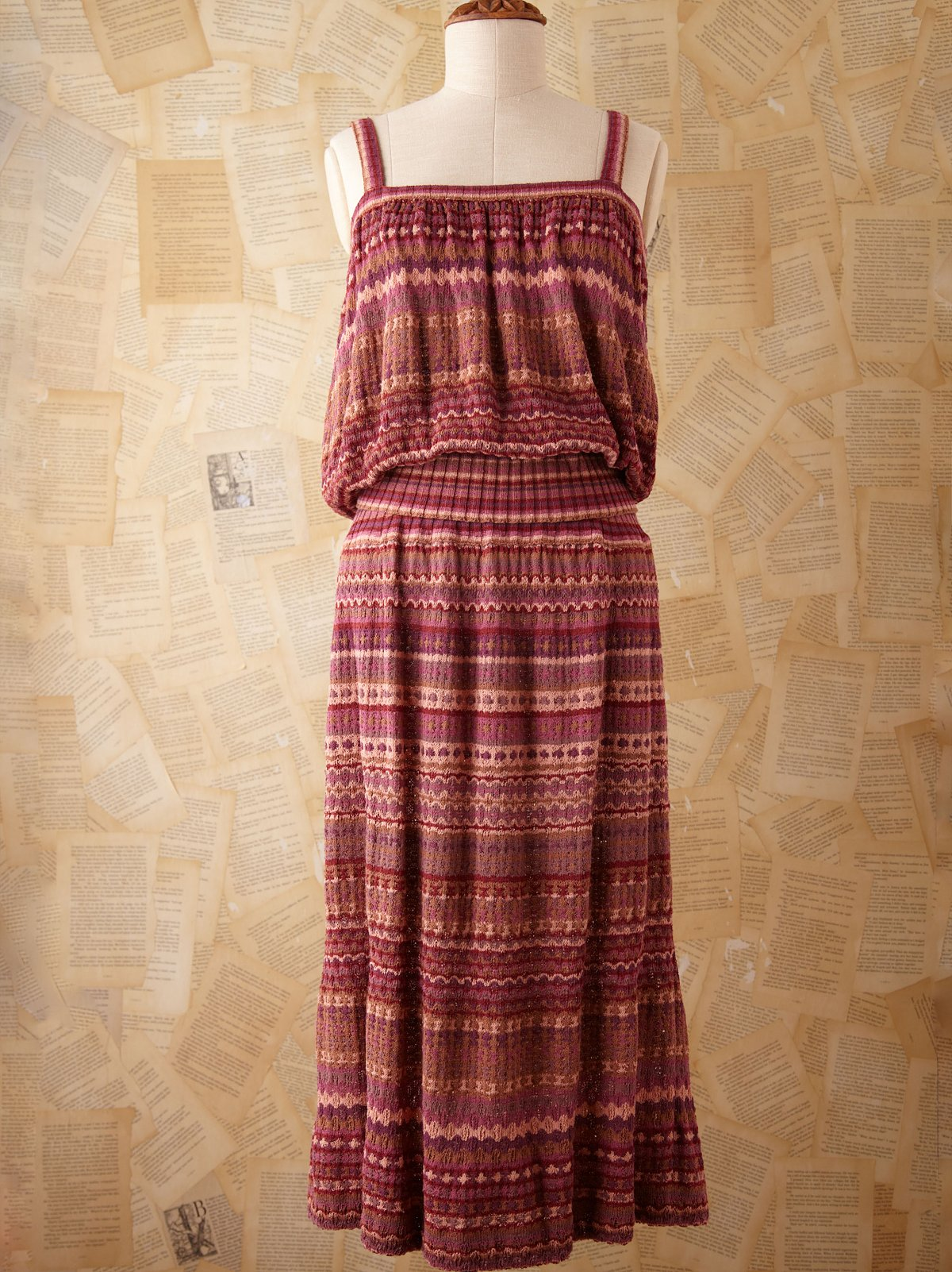 Vintage Missoni Stripe Set