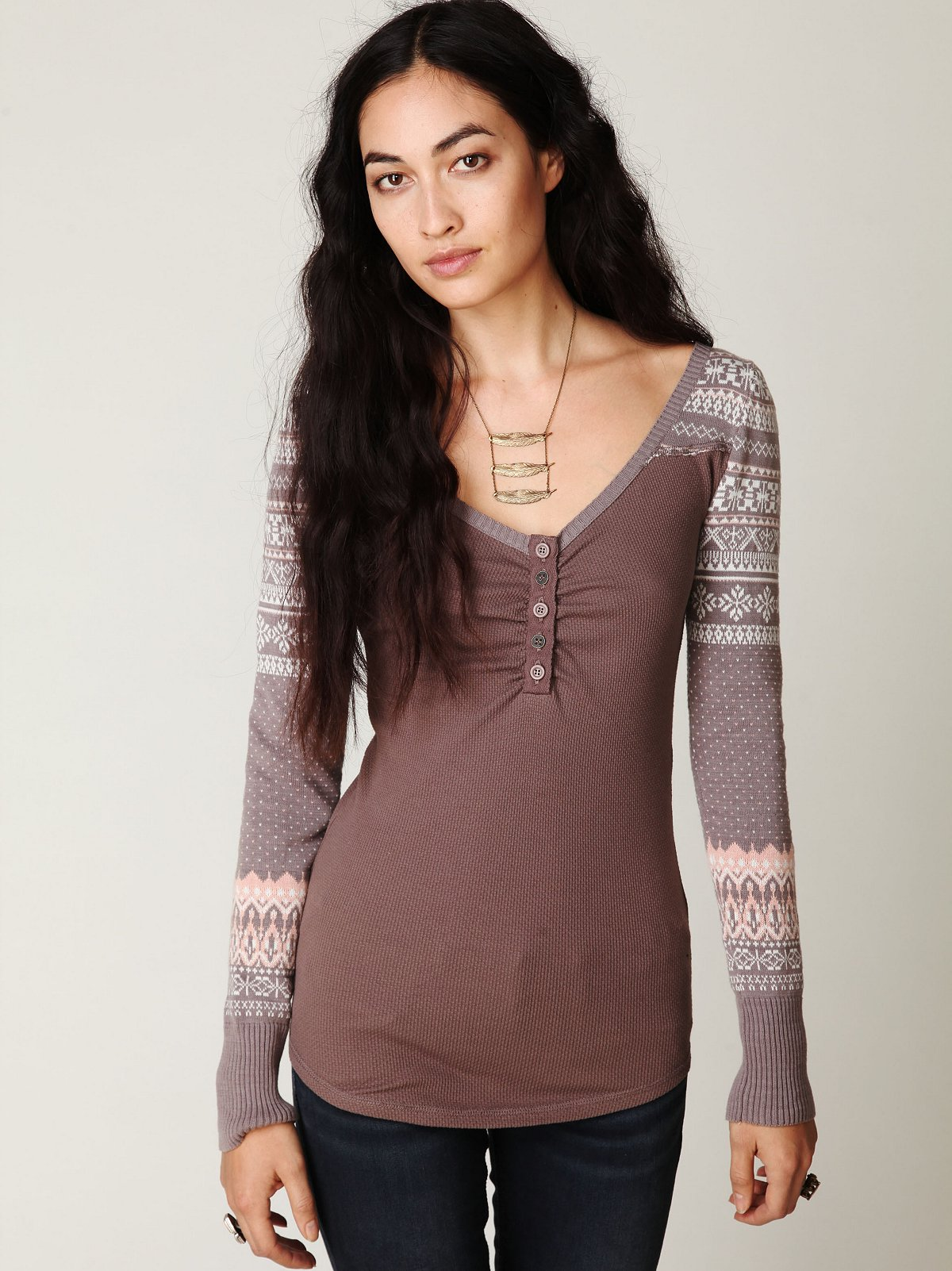 Cabin Fever Thermal Top