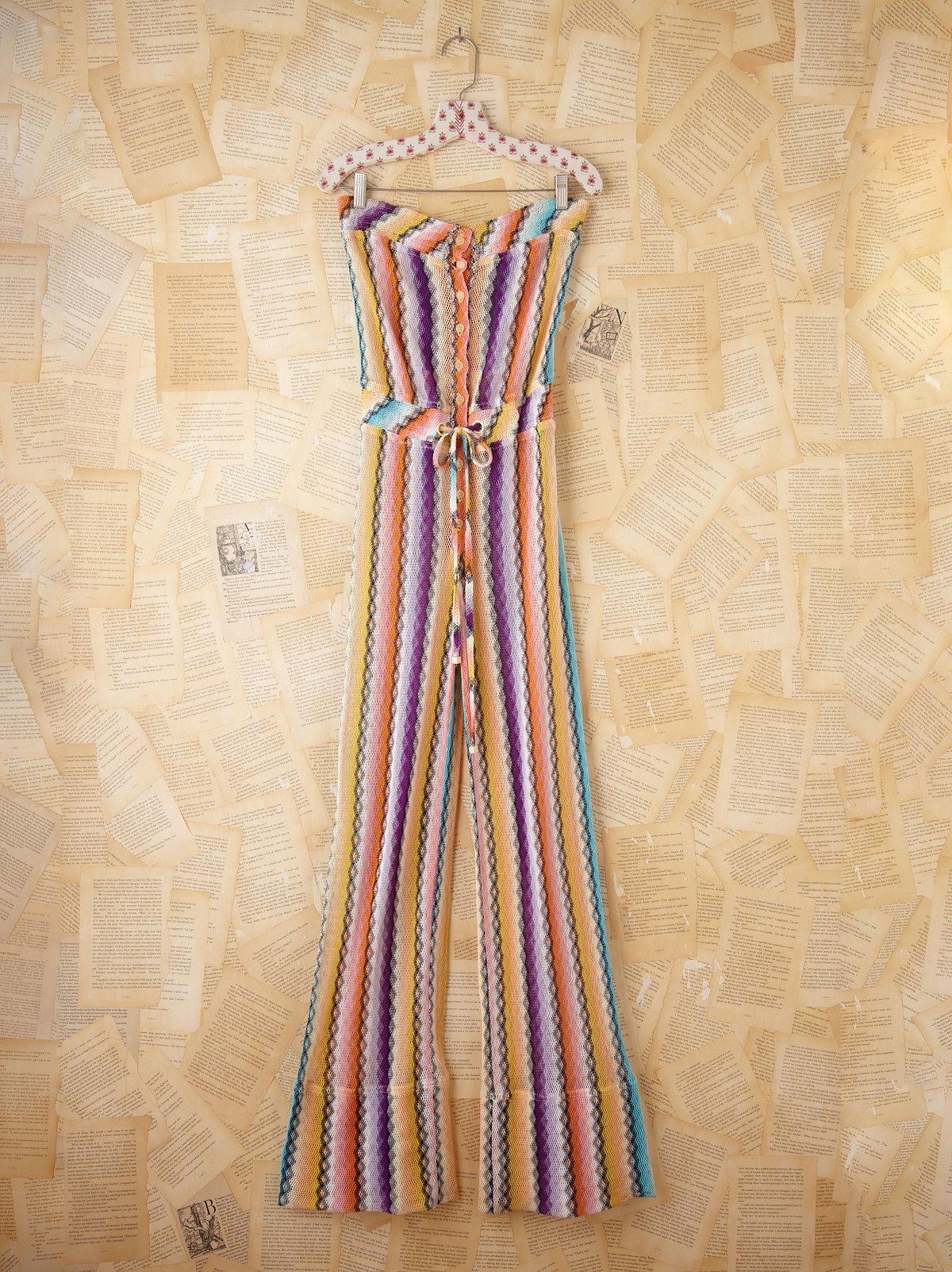 Vintage Missoni Jumpsuit