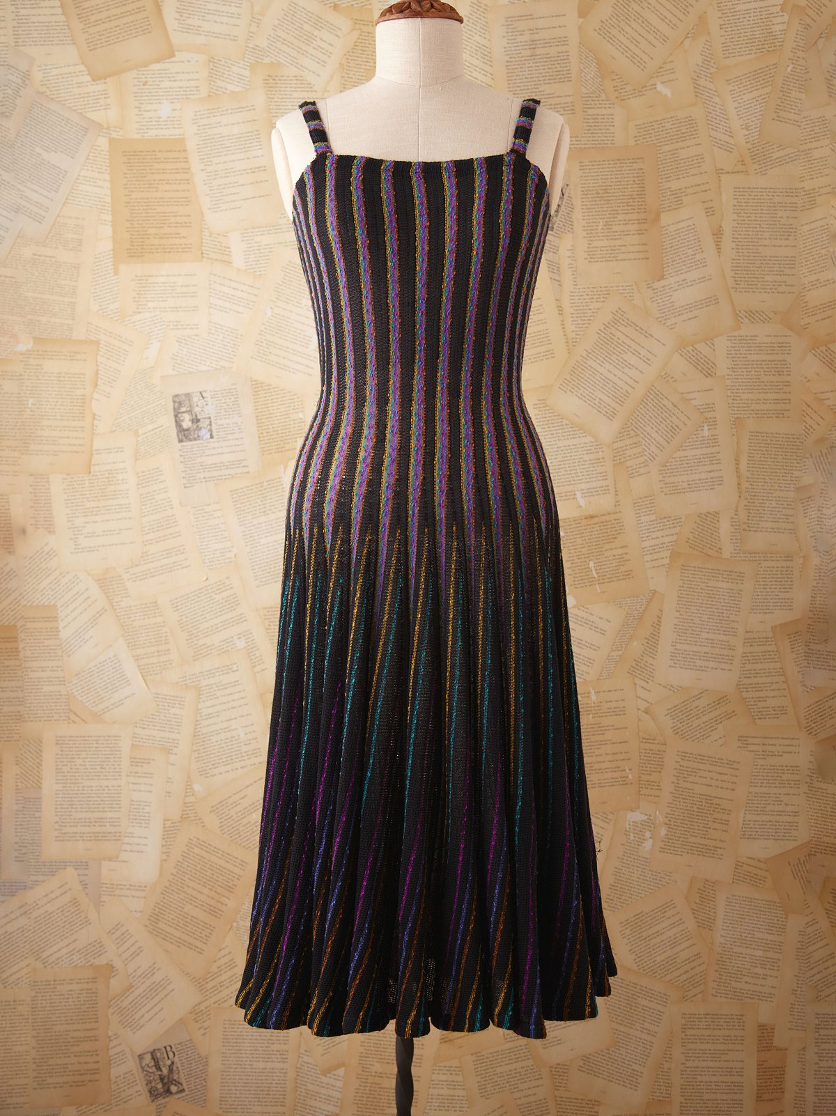 Vintage Missoni Stripe Dress
