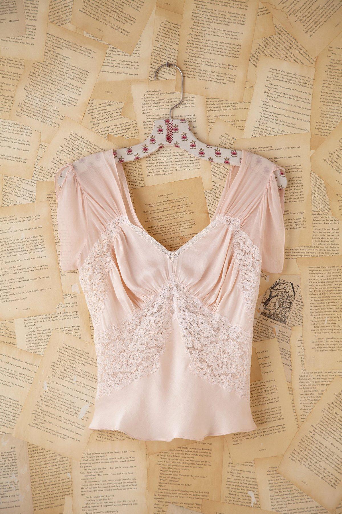 Vintage 1930s Camisole