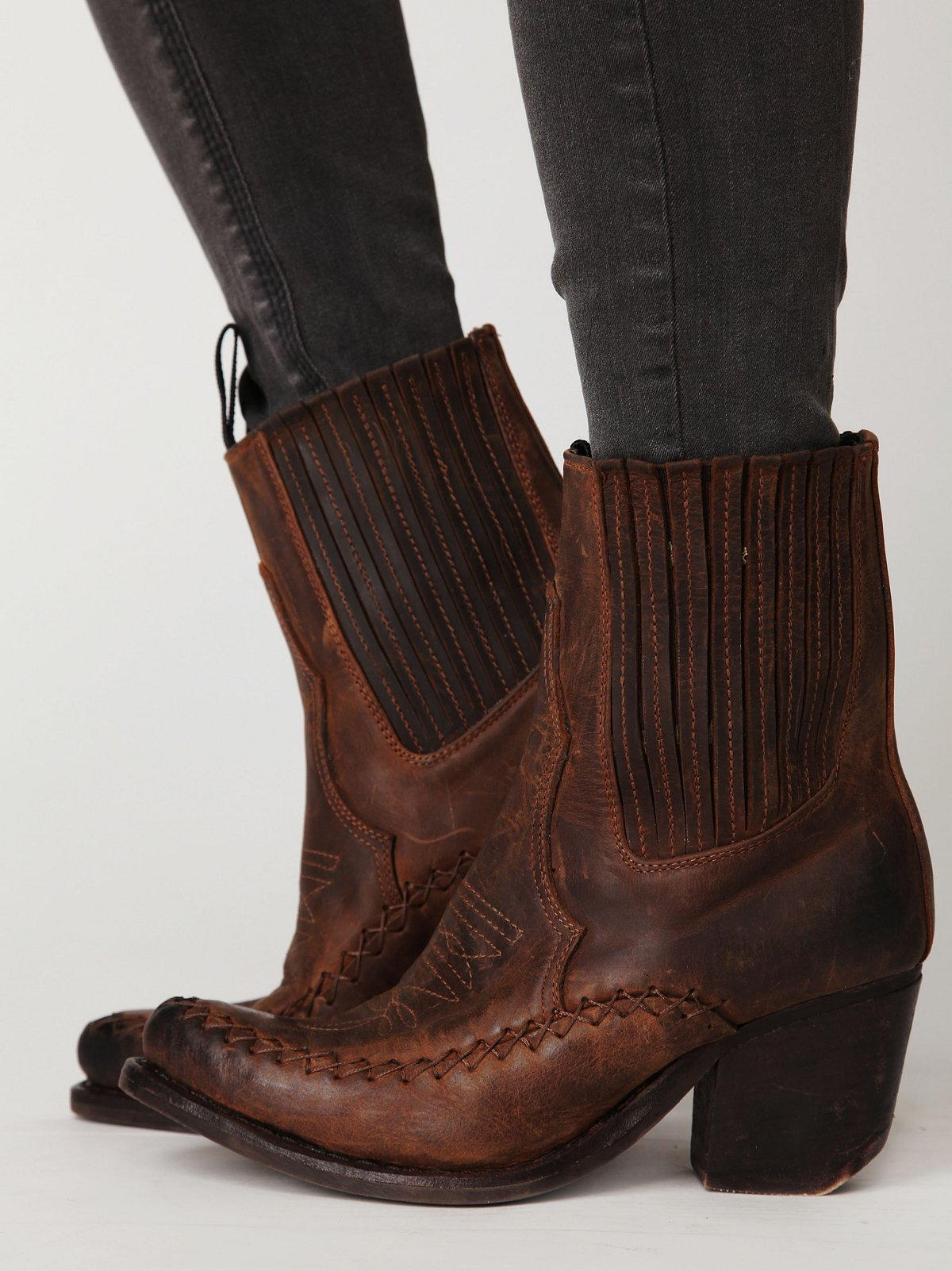 Hayden Stitch Boot